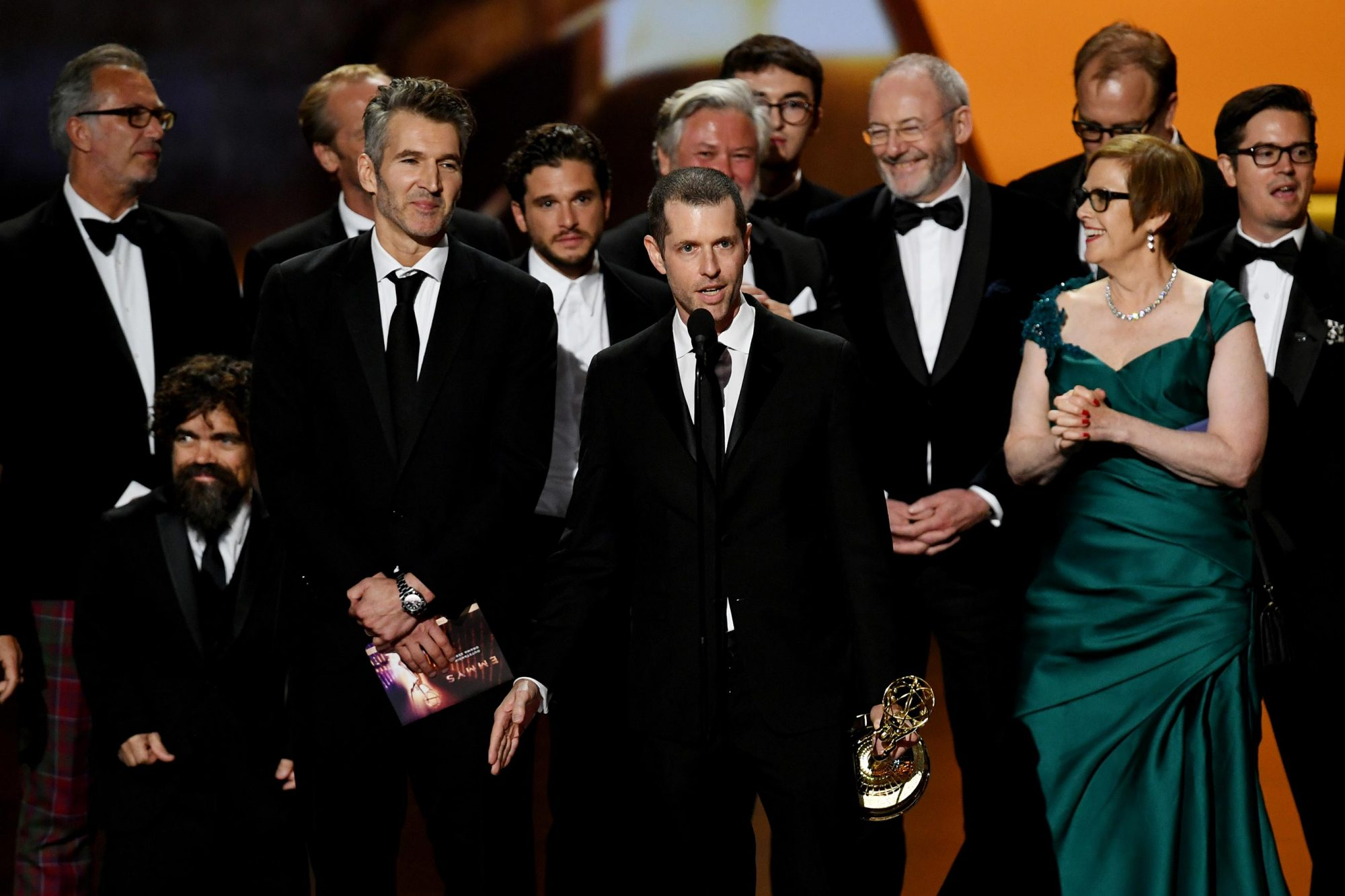 Game of Thrones Emmy win