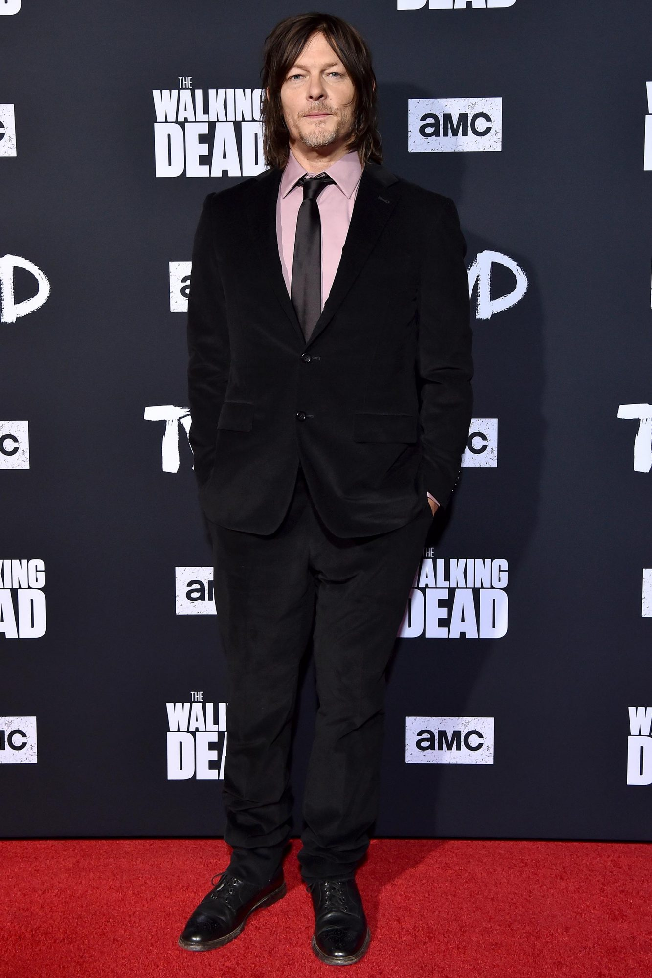 The Walking Dead Premiere