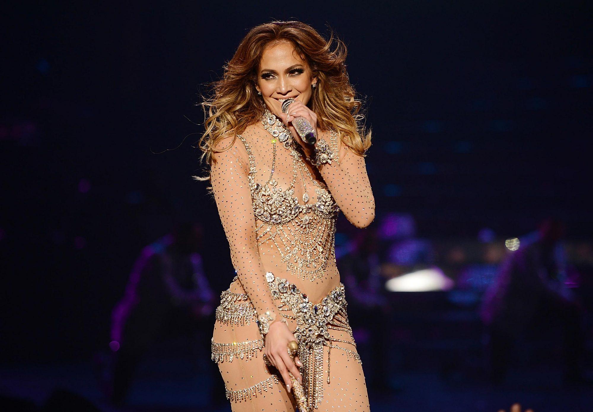 Jennifer Lopez Debuts Her New Headlining Residency Show JENNIFER LOPEZ: ALL I HAVE at Planet Hollywood Resort & Casino