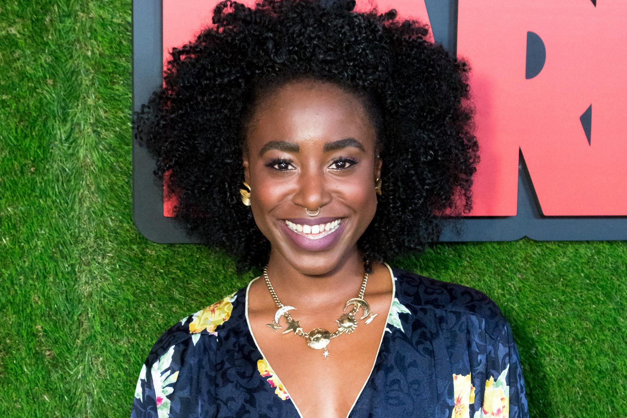 "HOLLYWOOD, CALIFORNIA - MARCH 21: Kirby Howell-Baptiste attends the Los Angeles premiere of HBO's ""Barry"" at NeueHouse Los Angeles on March 21, 2018 in Hollywood, California. (Photo by Greg Doherty/Patrick McMullan via Getty Images)"