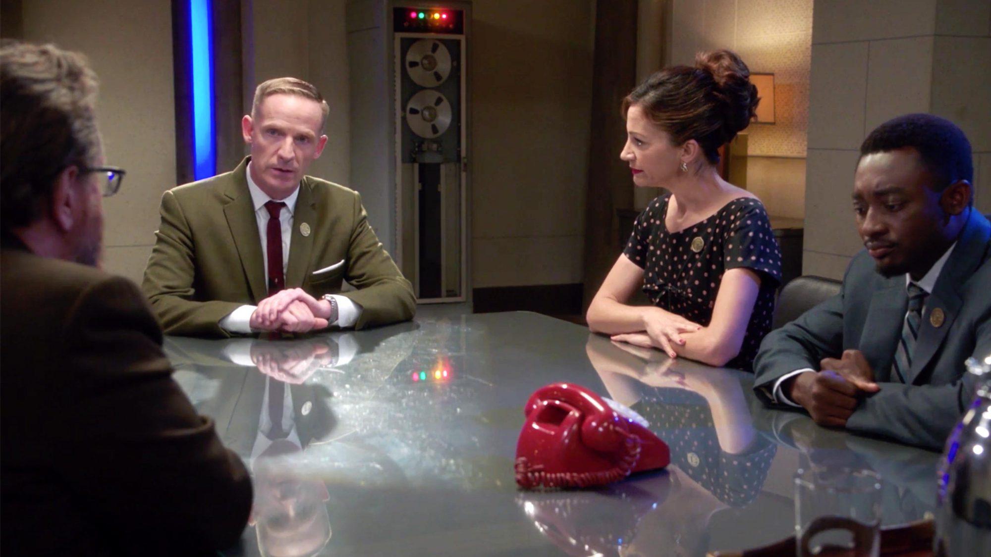 The Good Place (screen grab) Season 3 CR: NBC