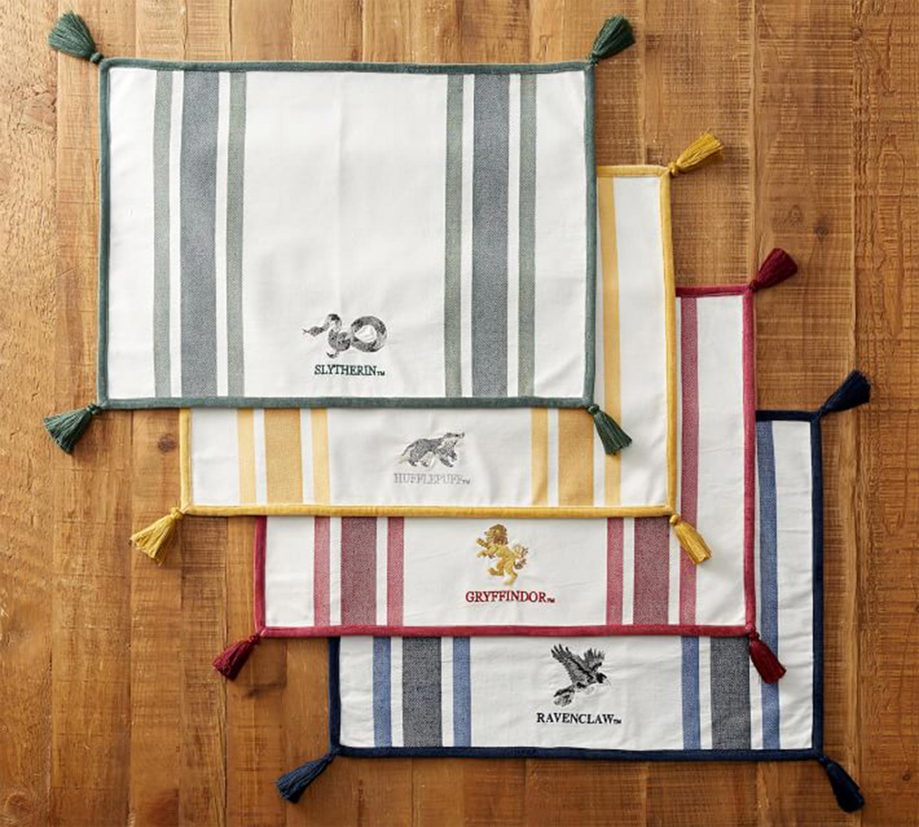 Pottery Barn Harry Potter Holiday Collection