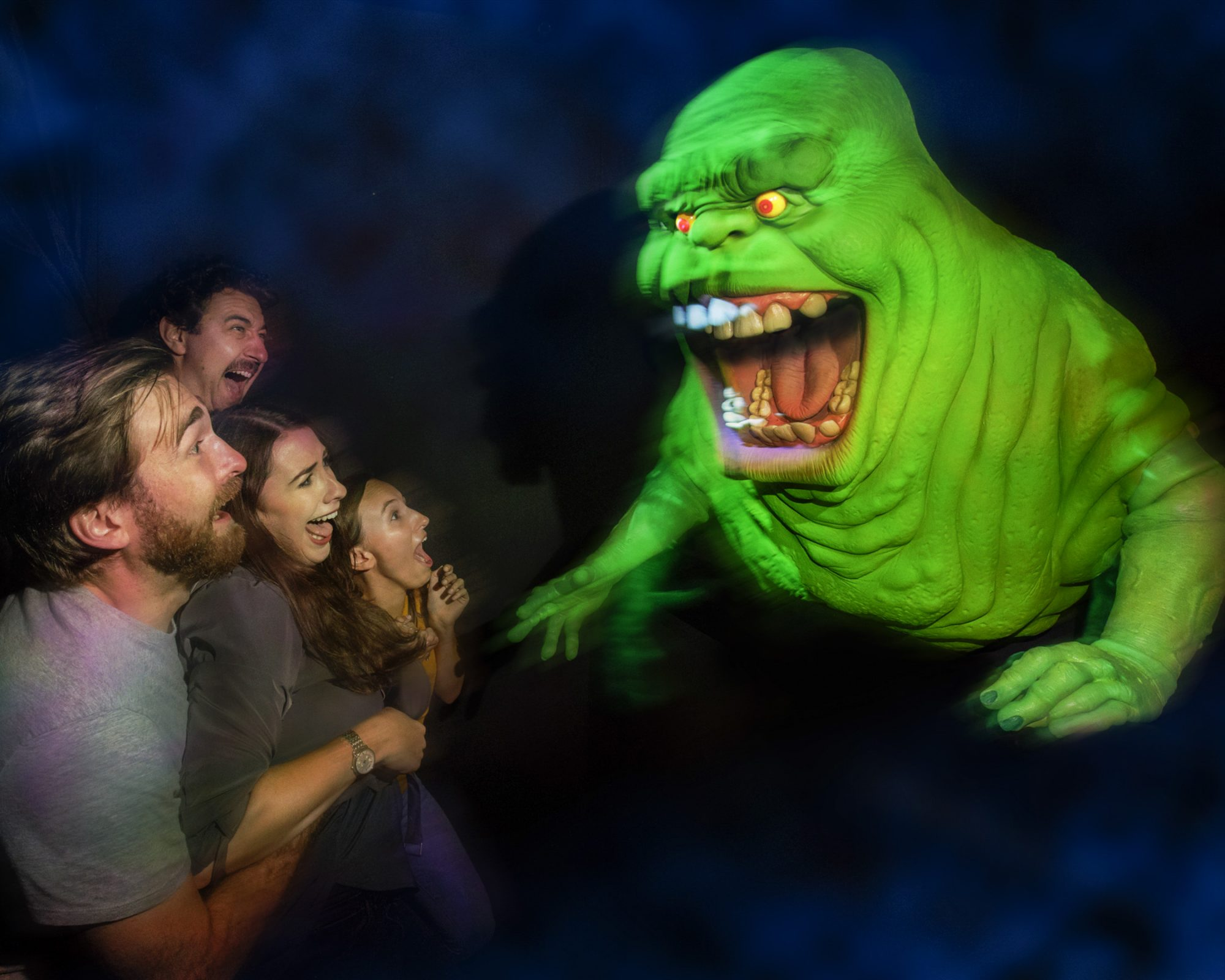 Mazes at Halloween Horror Nights