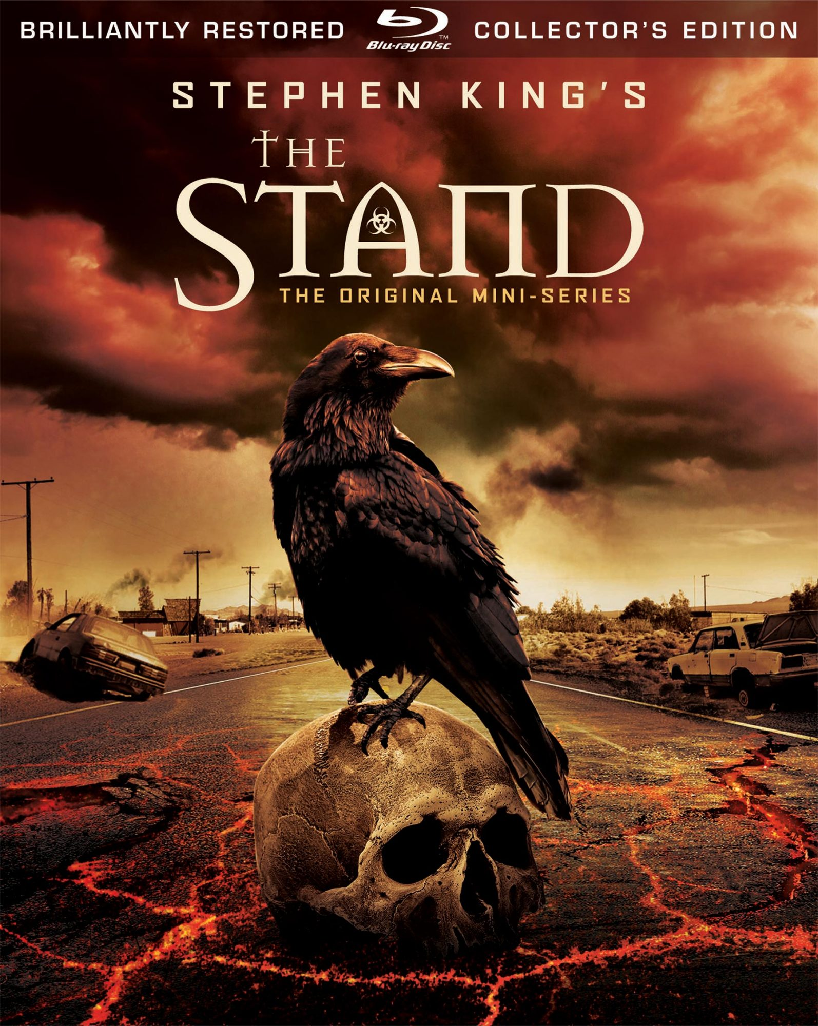 The Stand Blu-Ray CR: ABC