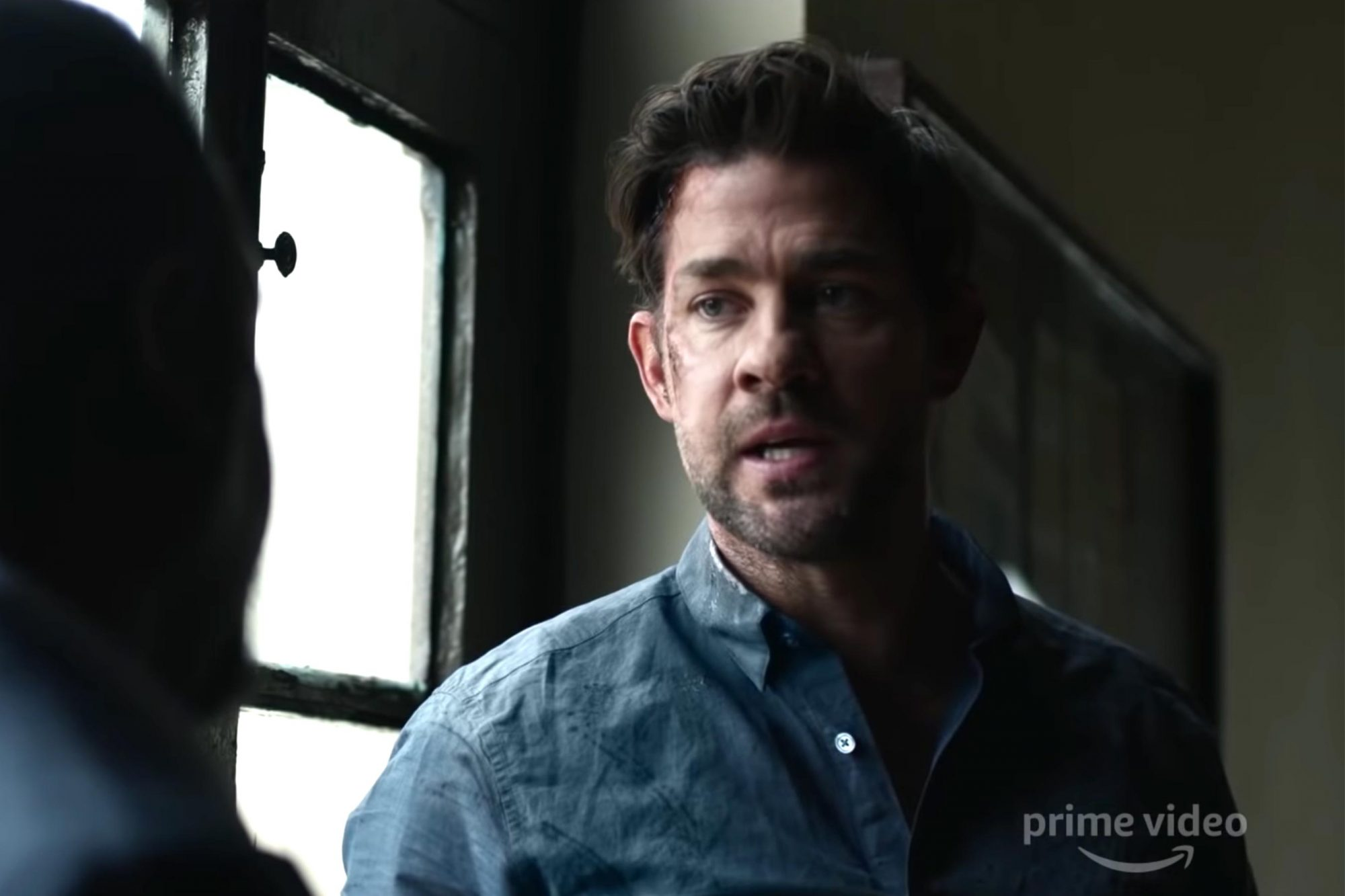 Tom Clancy's Jack Ryan (screen grab) John Krasinski CR: Amazon Studios
