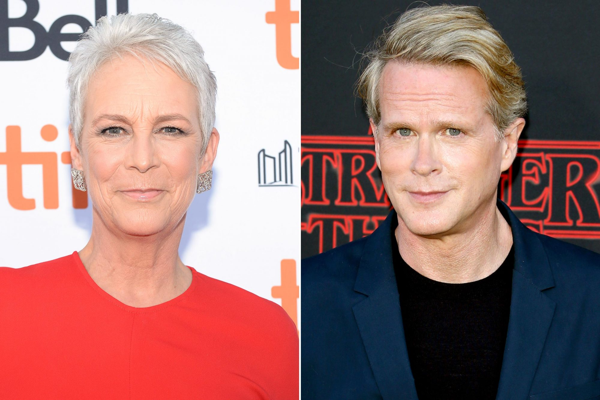 Jamie Lee Curtis; Cary Elwes