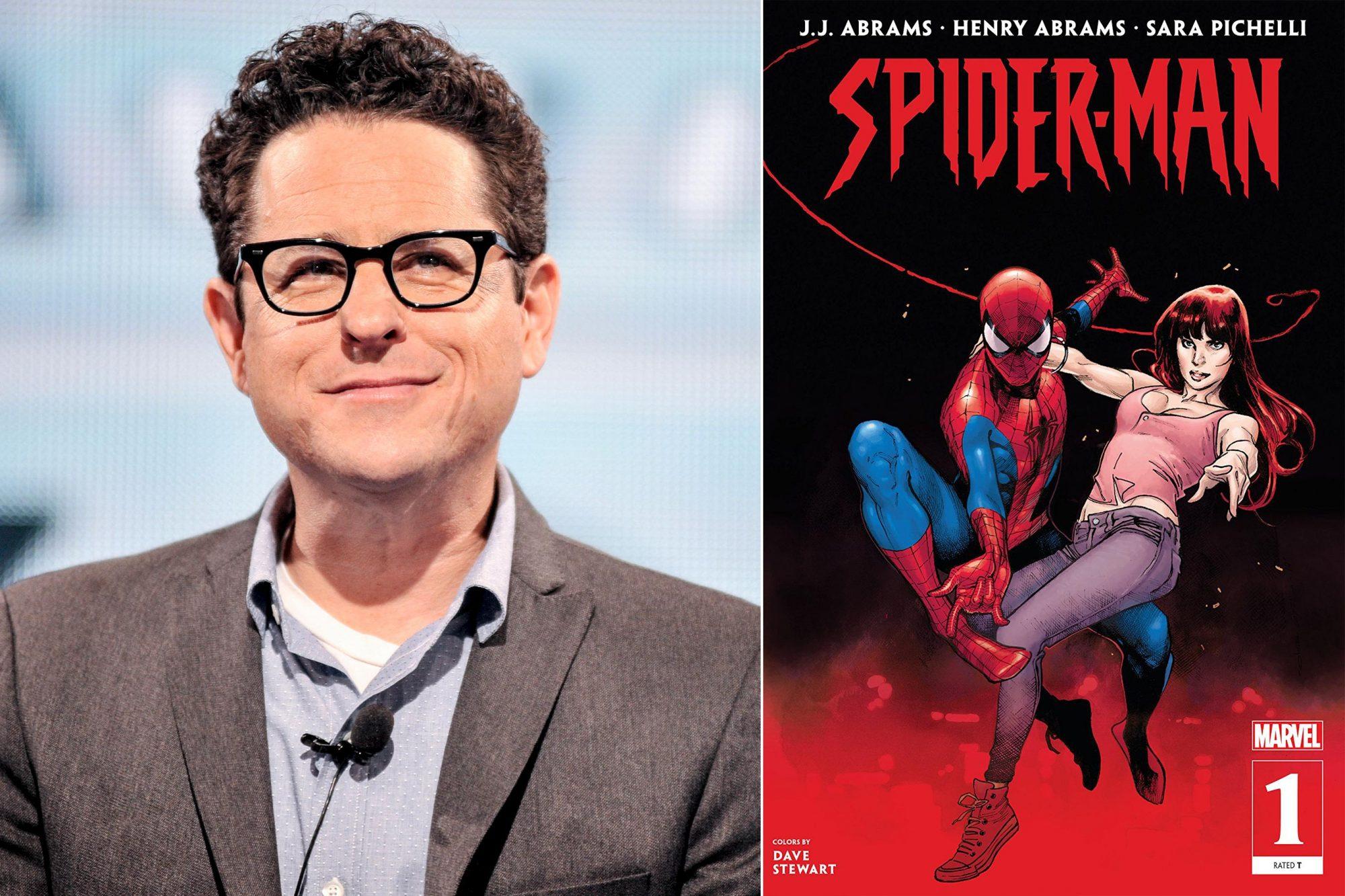 J.J. Abrams, Spider-Man
