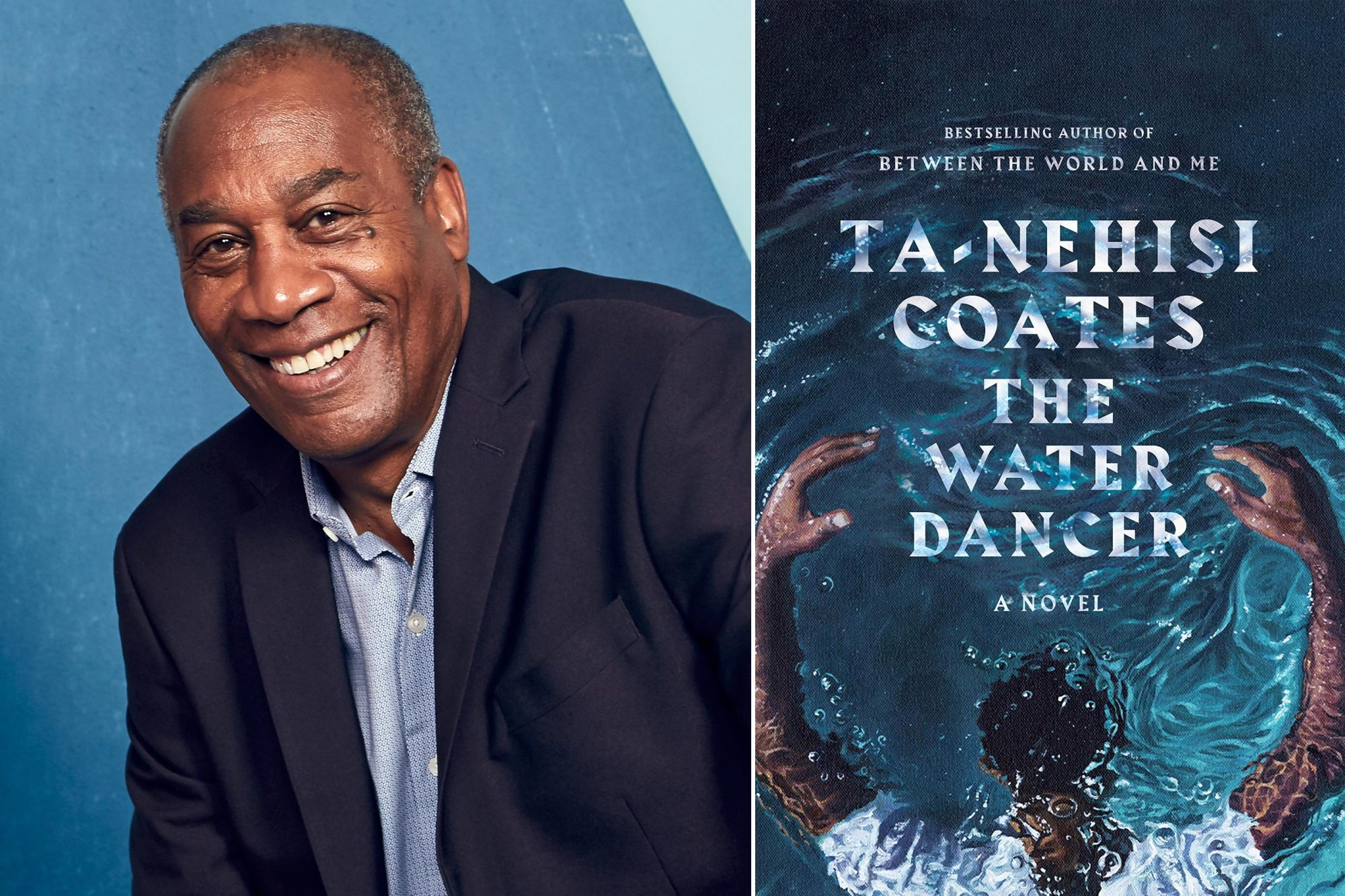 Joe Morton; The Water Dancer