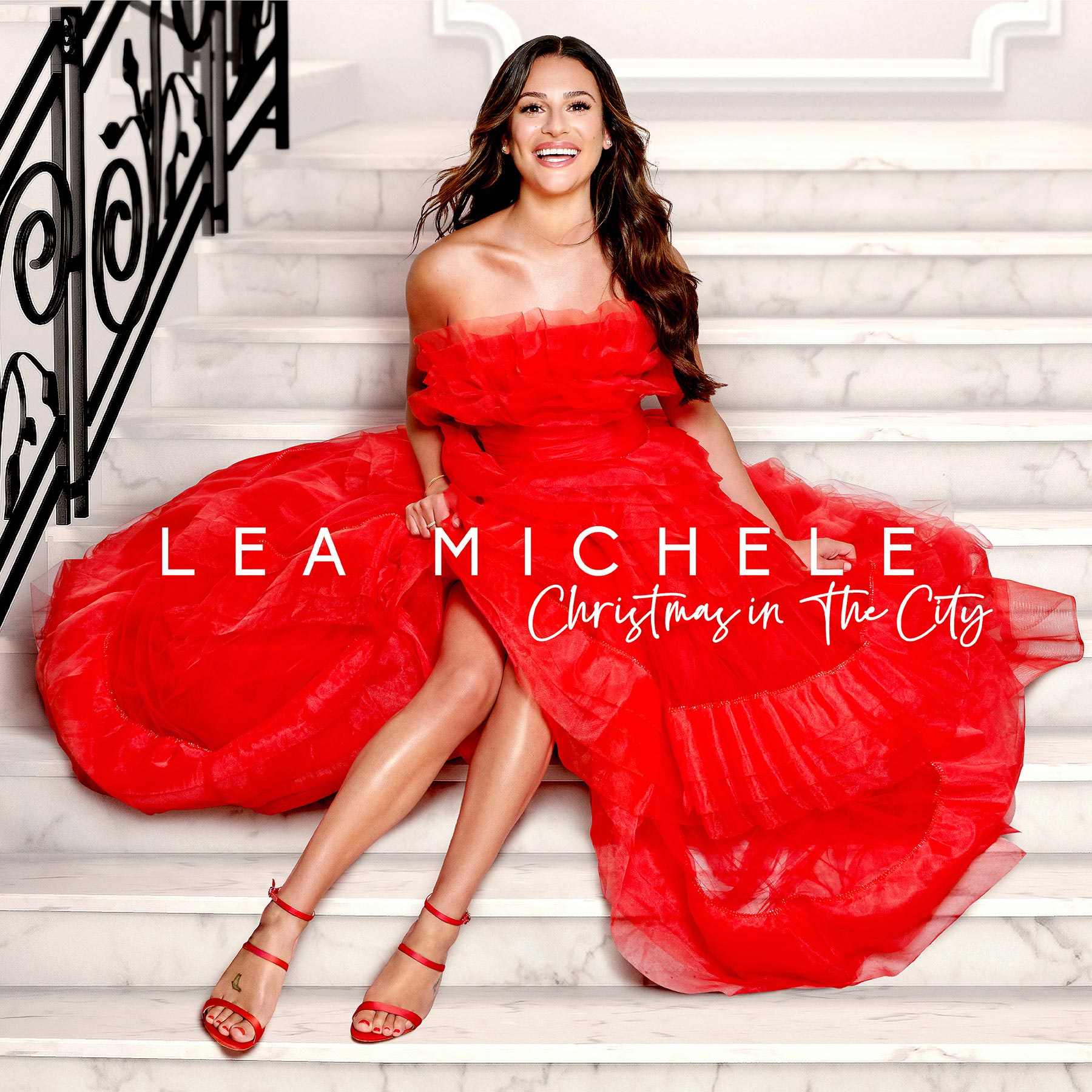 Christmas in the City by Lea Michele