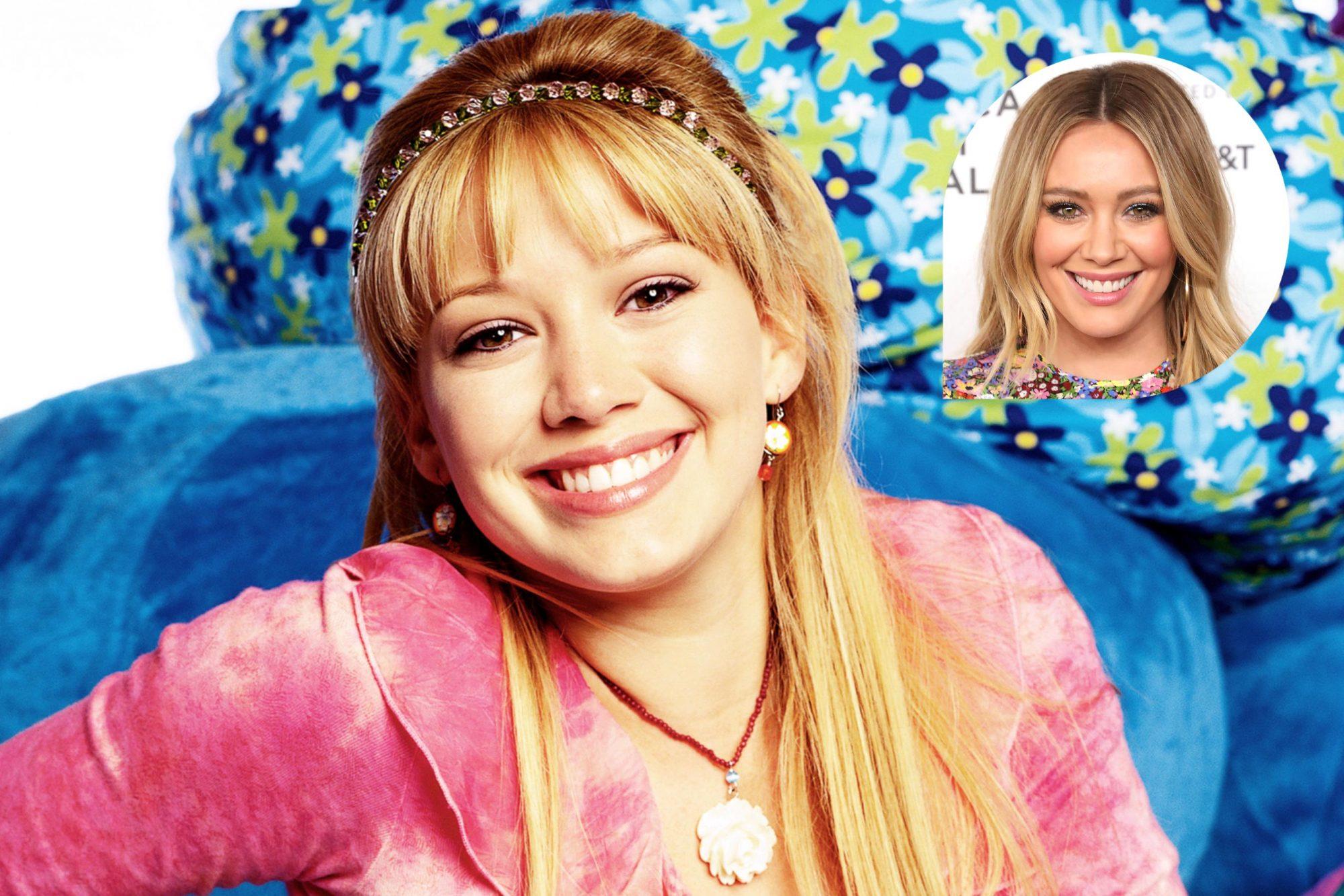 LIZZIE MCGUIRE, Hilary Duff, 2001-2004, © Walt Disney Enterprises / Courtesy: Everett Collection