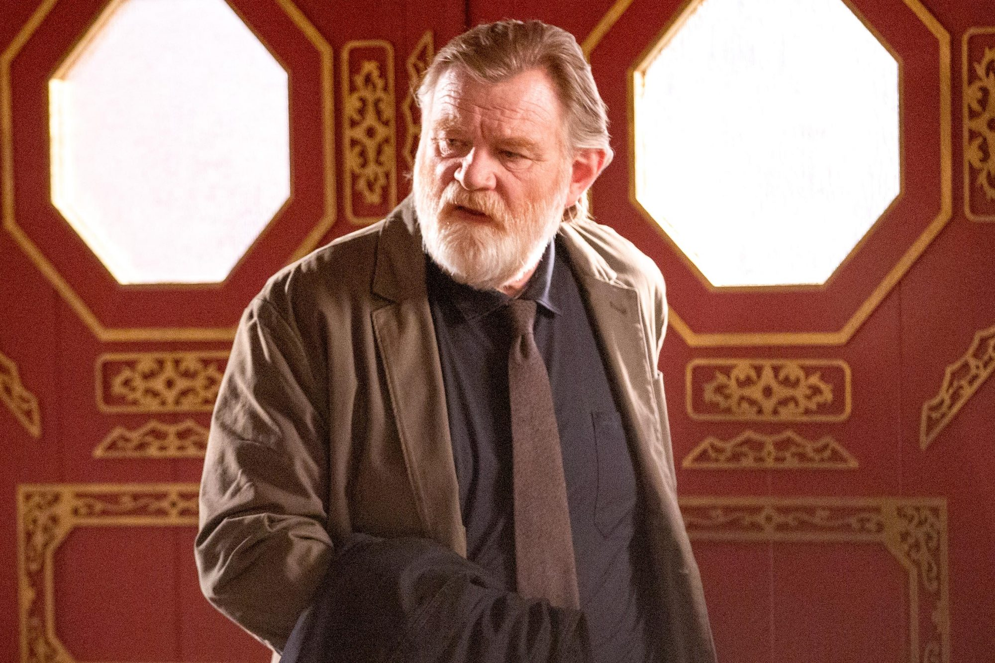 Mr. Mercedes Season 3 Brendan Gleeson Photo: Kent Smith/AT+T AUDIENCE Network