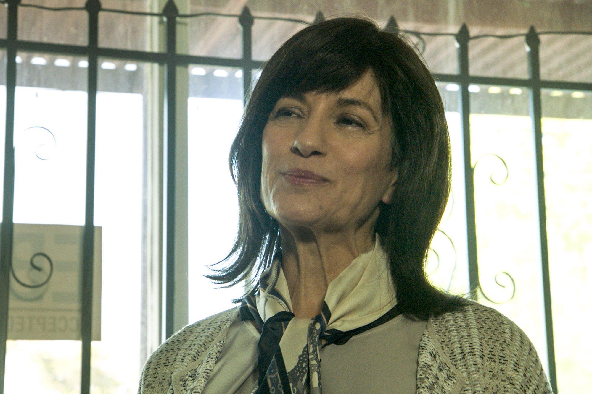 "MAYANS M.C. -- ""Xaman-Ek"" -- Season 2, Episode 2 (Airs Tuesday, September 9, 10:00 p.m. e/p) Pictured: (l-r) Ada Maris as Dita Galindo. CR: FX"