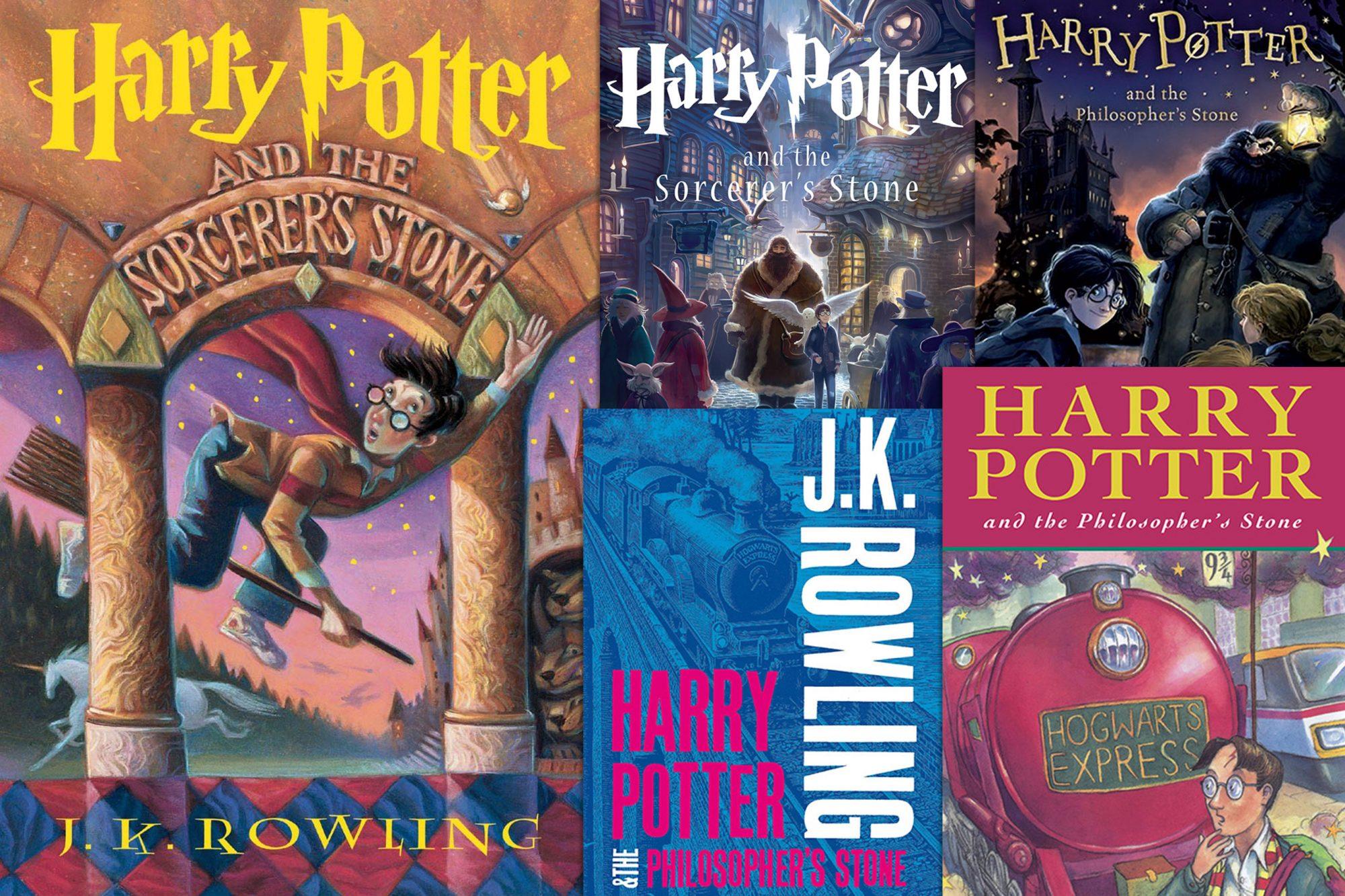 Potter-books
