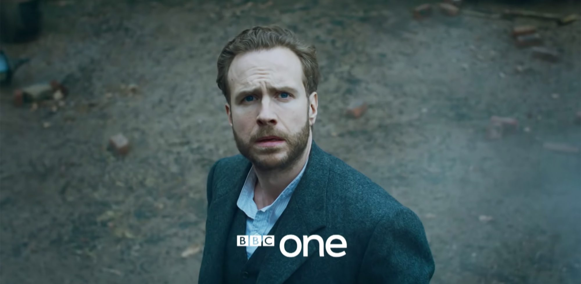 Rafe Spall - The War of the Worlds