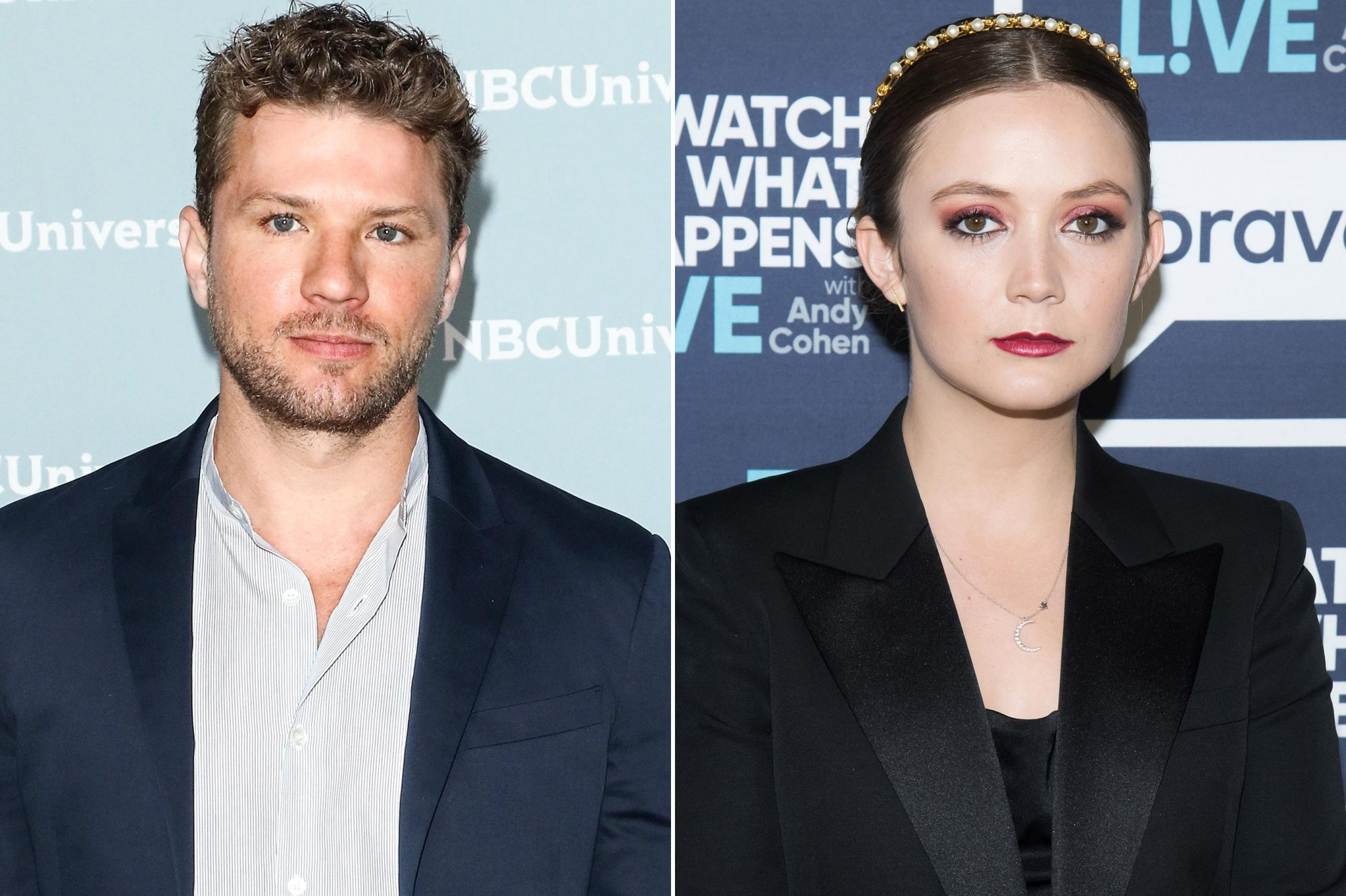 Ryan Phillippe; Billie Lourd