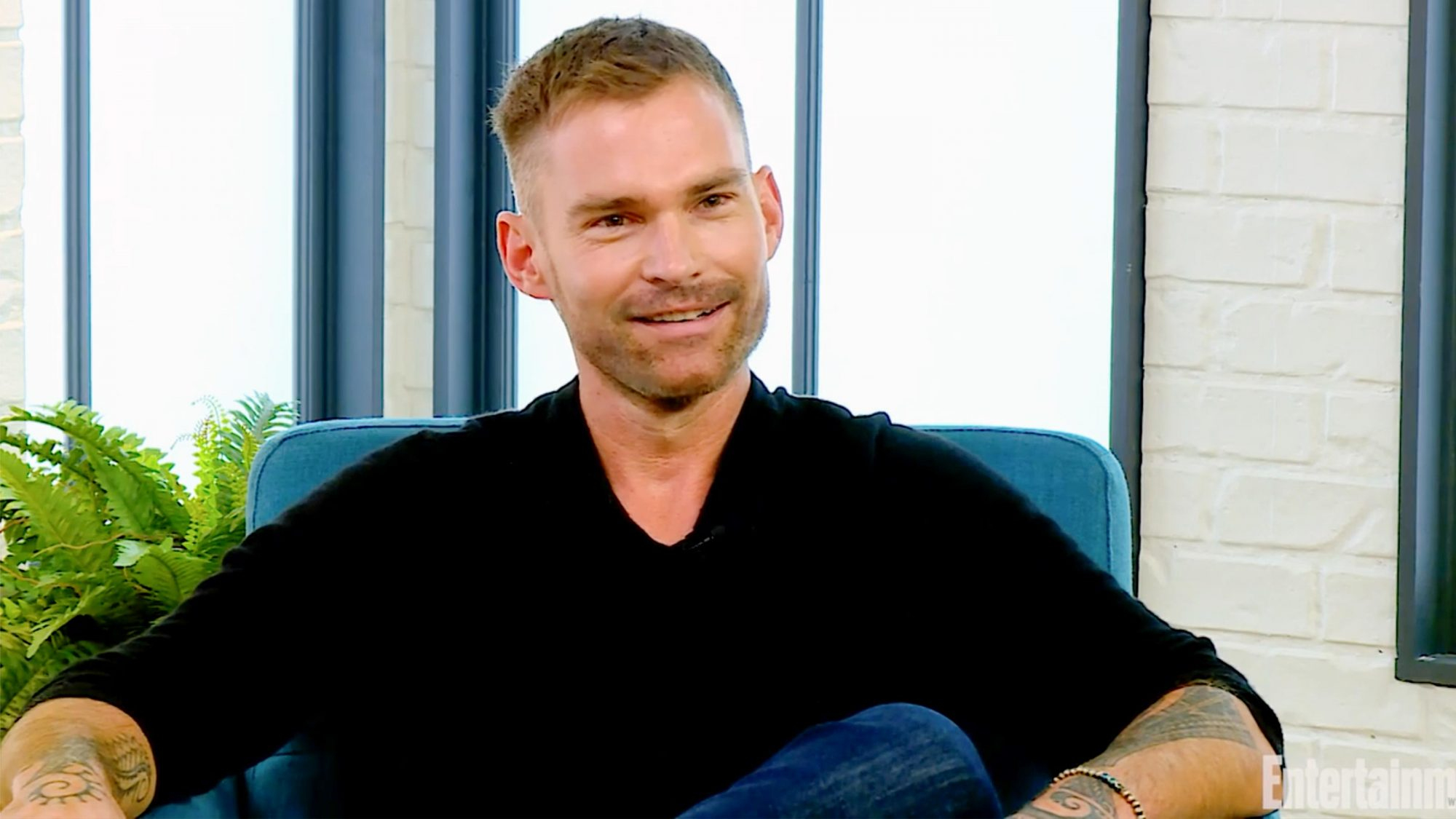 Seann William Scott Bloodline EW interview