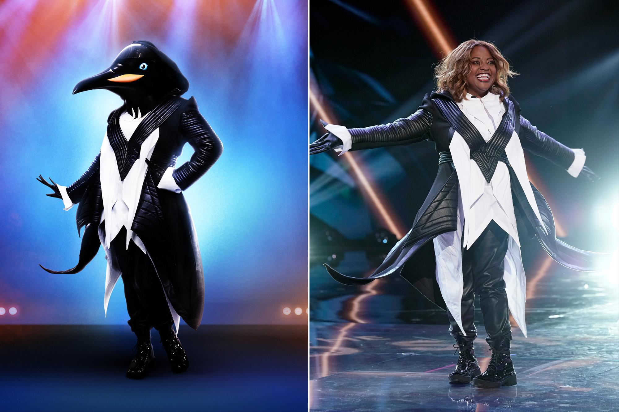 The Penguin. Sherri Shepherd