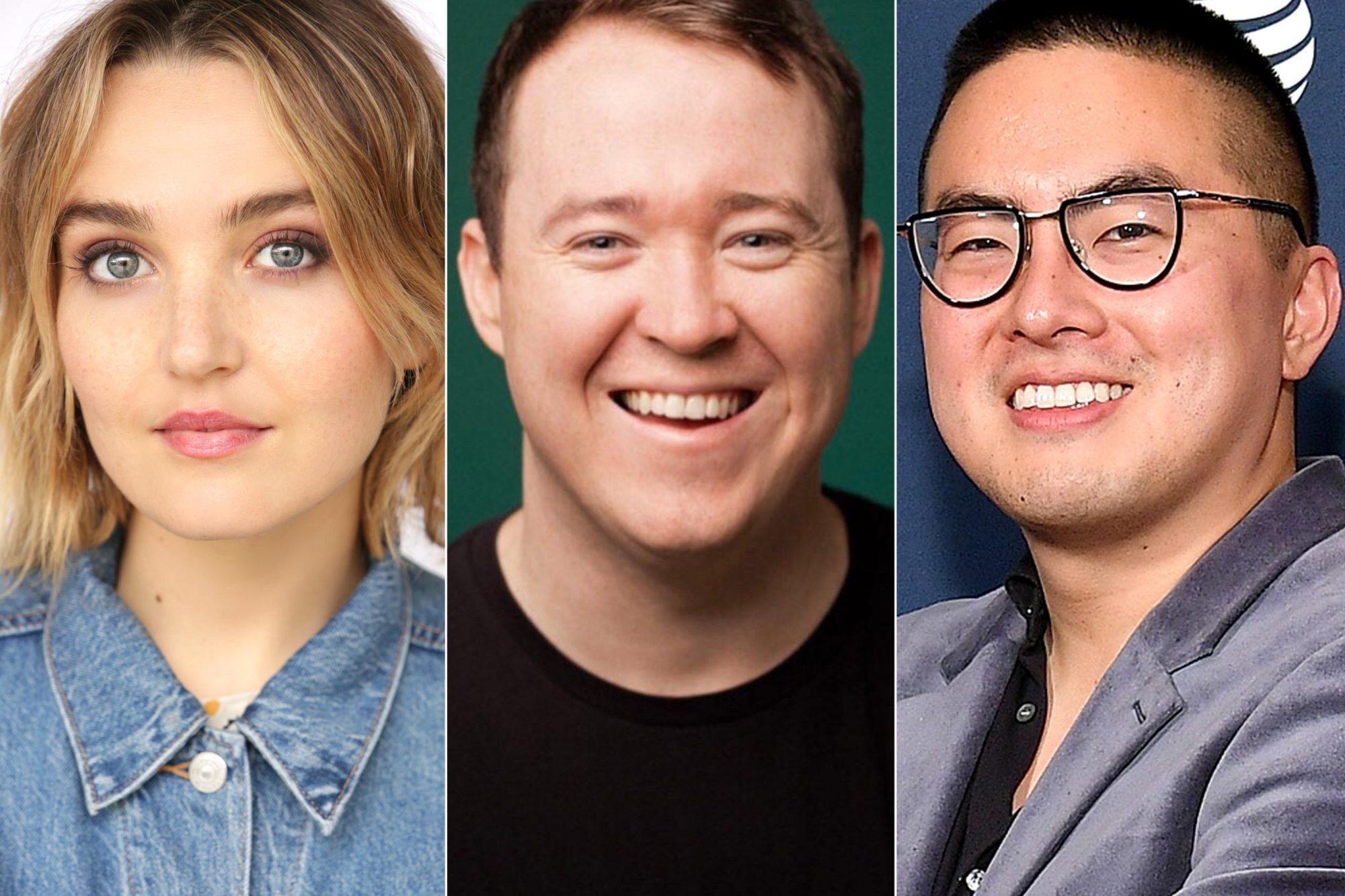 Chloe Fineman / Shane Gillis / Bowen Yang