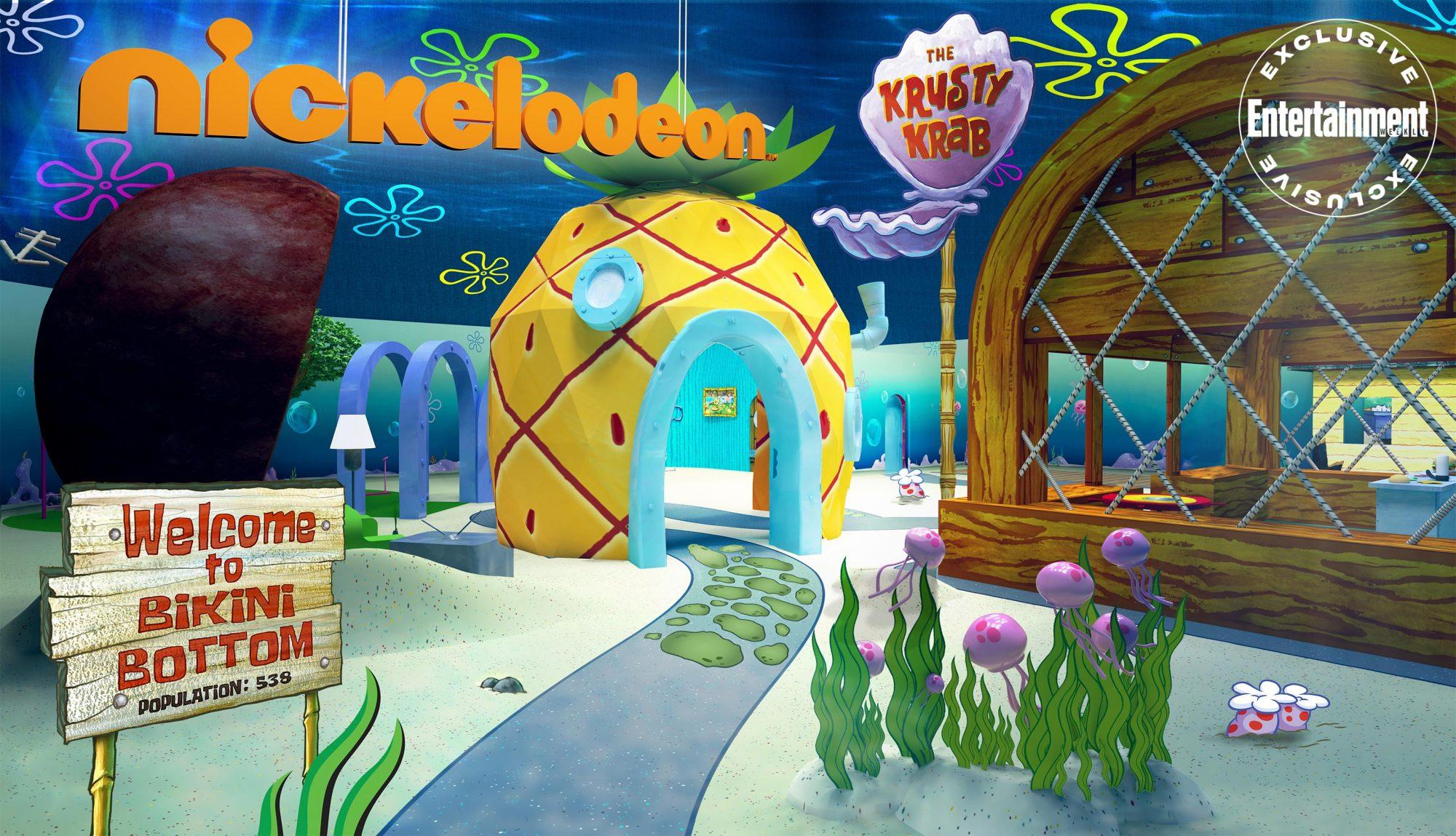 SpongeBob SquarePants CR: Nickelodeon