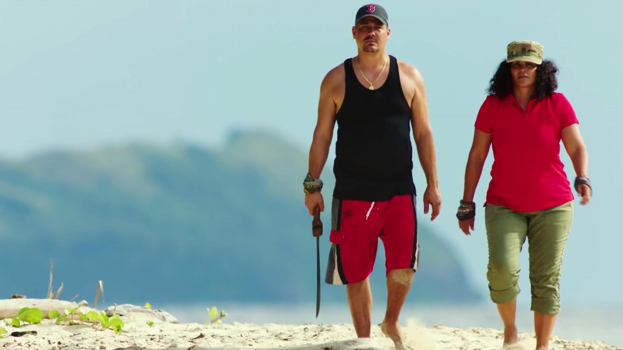 Survivor: Island of the Idols screen grab