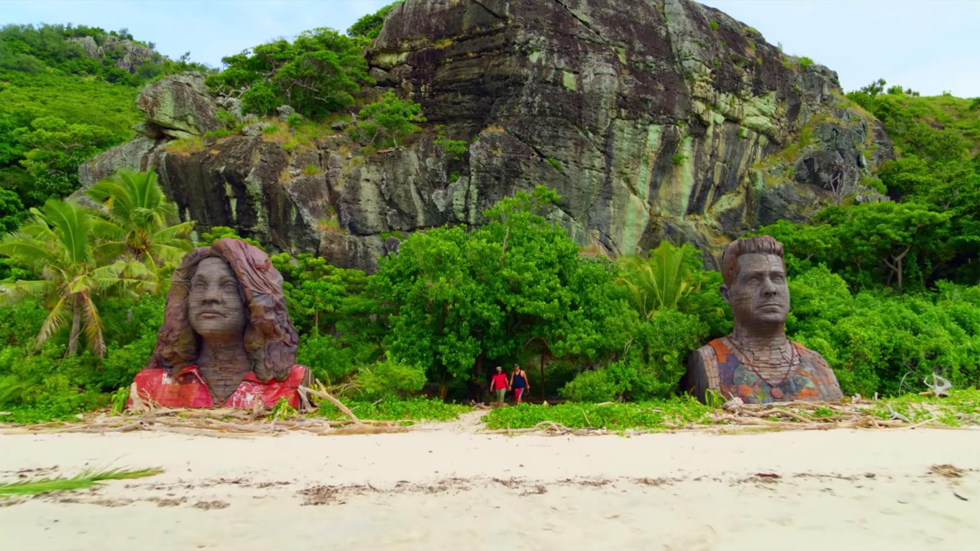 "Preview of the upcoming 39th Season, ""Survivor: Island of the Idols"" (screen grab) https://www.youtube.com/watch?v=aJBMqda82ZY CR: CBS"