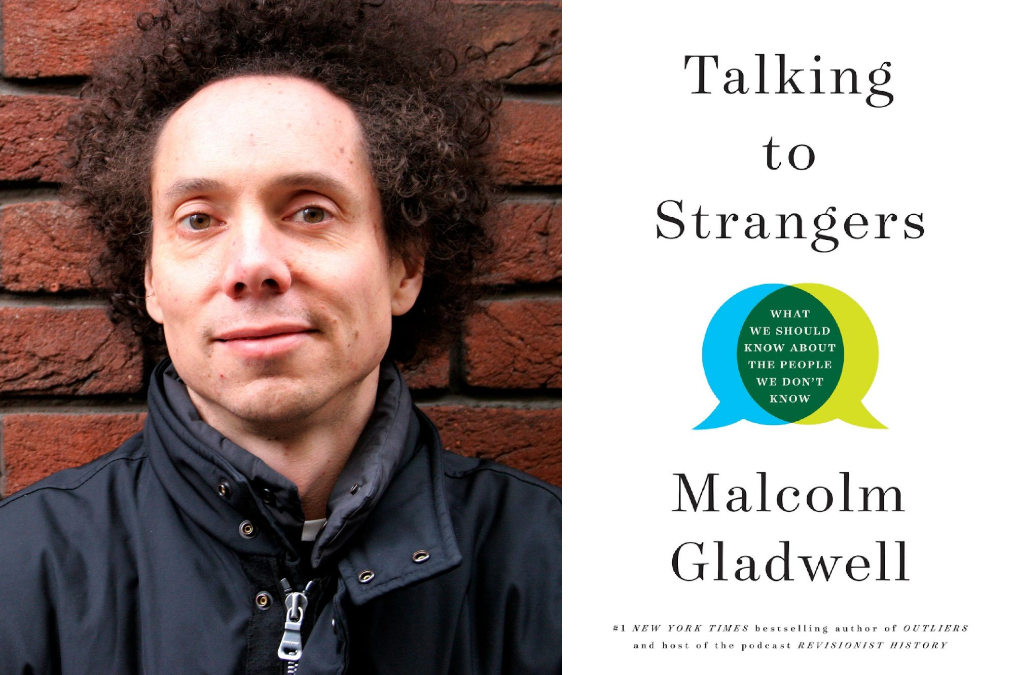 Malcolm Gladwell / Talking to Strangers