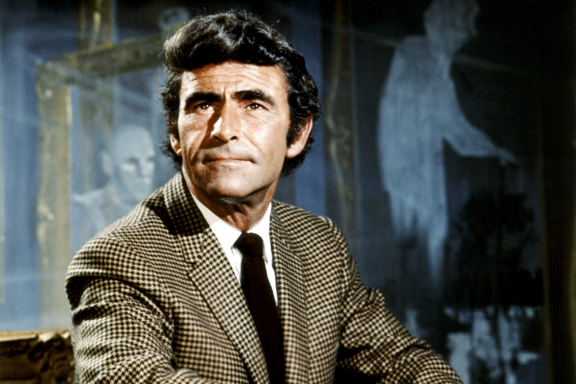 NIGHT GALLERY (aka ROD SERLING'S NIGHT GALLERY), host Rod Serling, 1970-73