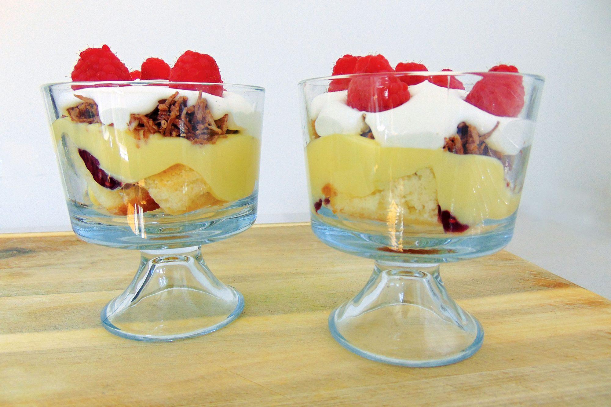 Thanksgiving-Trifle