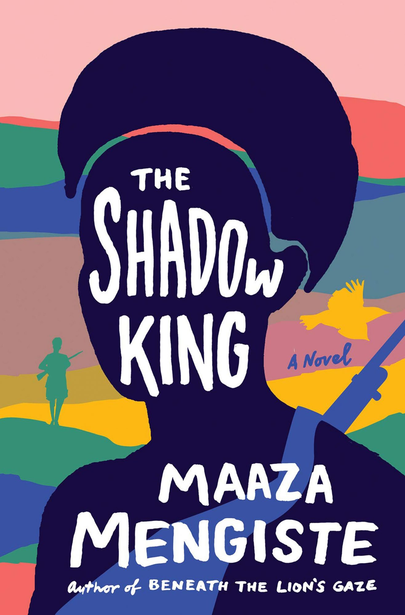 The Shadow King by Maaza MengistePublisher: W. W. Norton & Company