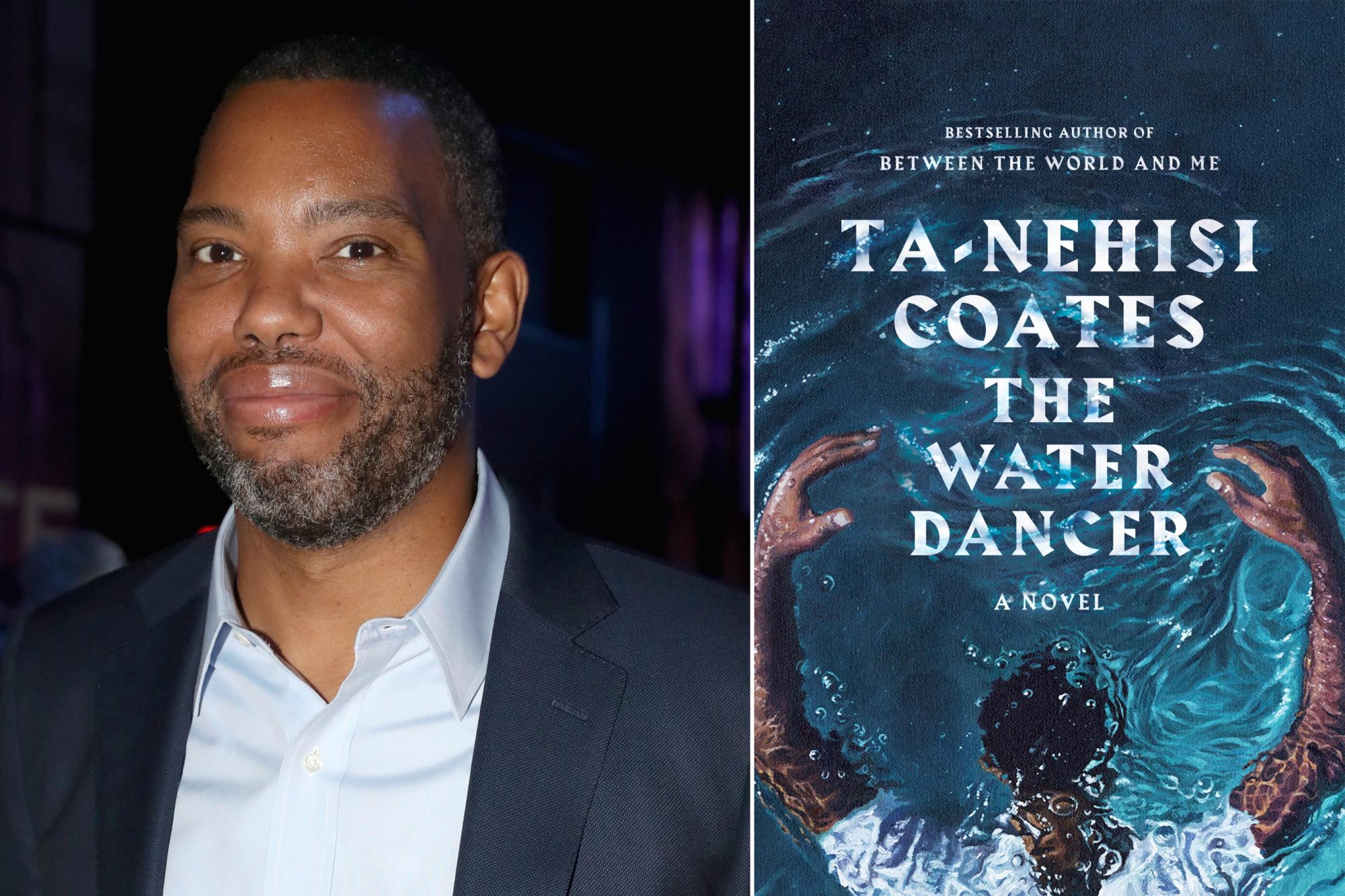 The Water Dancer by Ta-Nehisi Coates