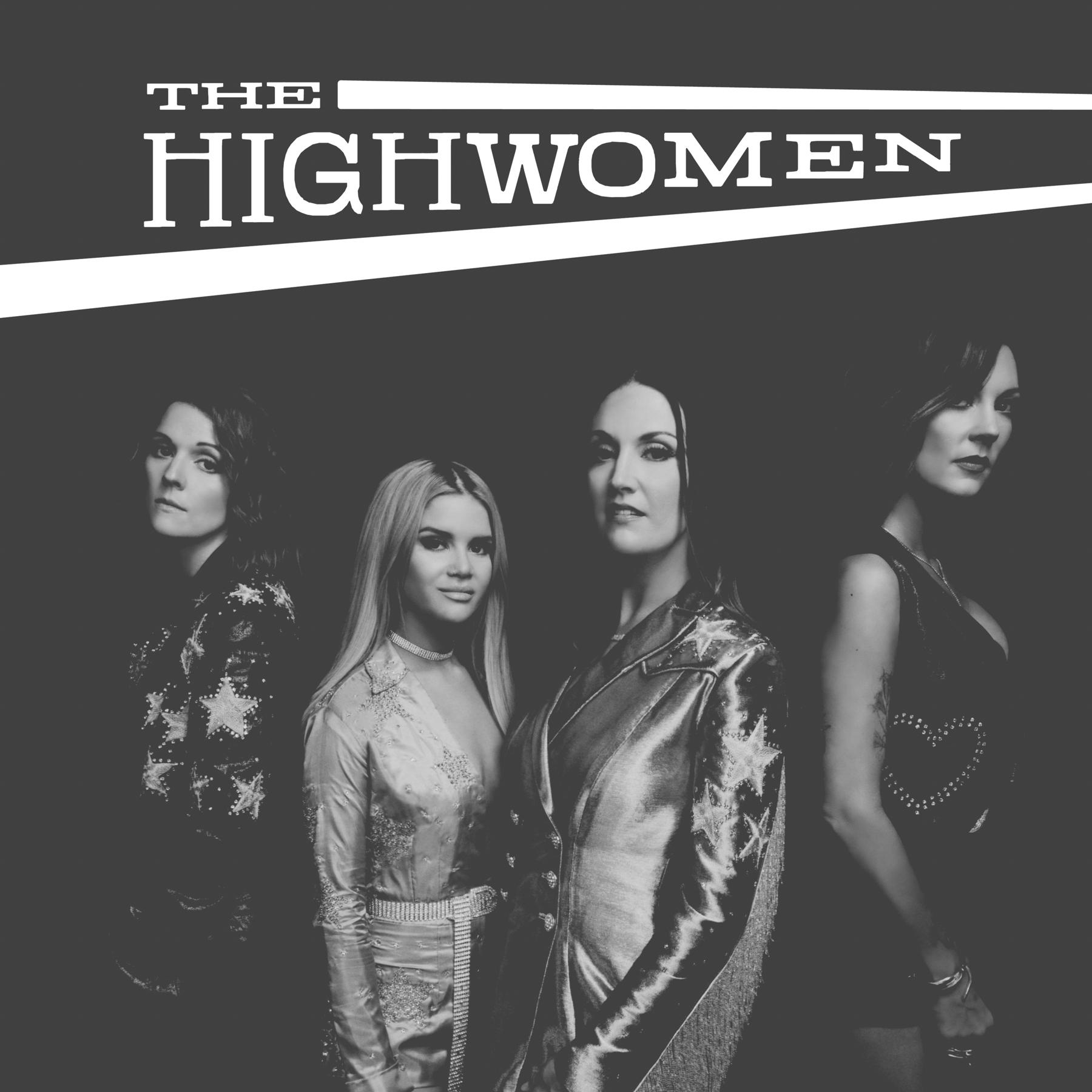 THE HIGHWOMEN album cover CR: Elektra Records