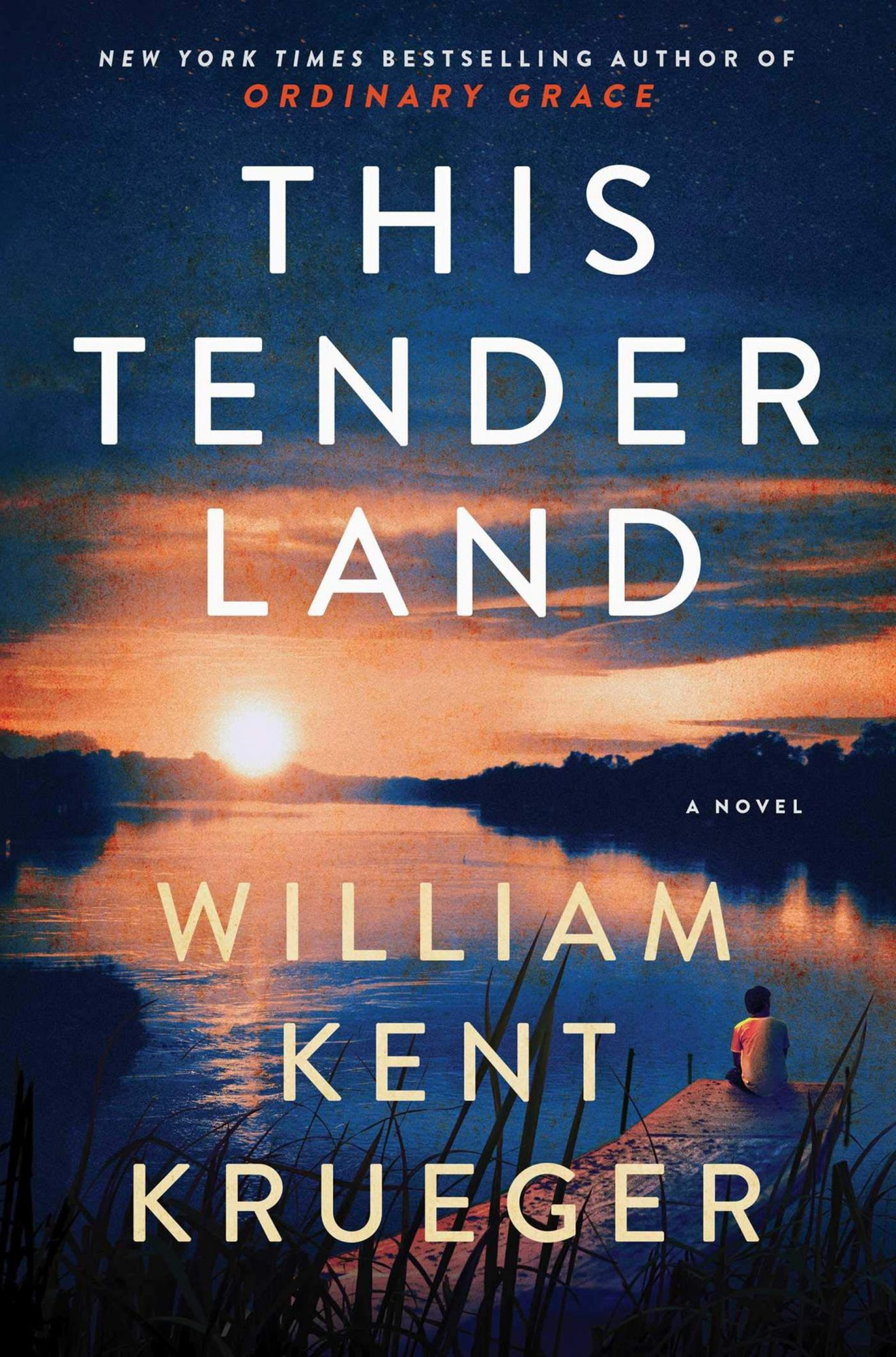 This Tender Land by William Kent KruegerPublisher: Atria Books