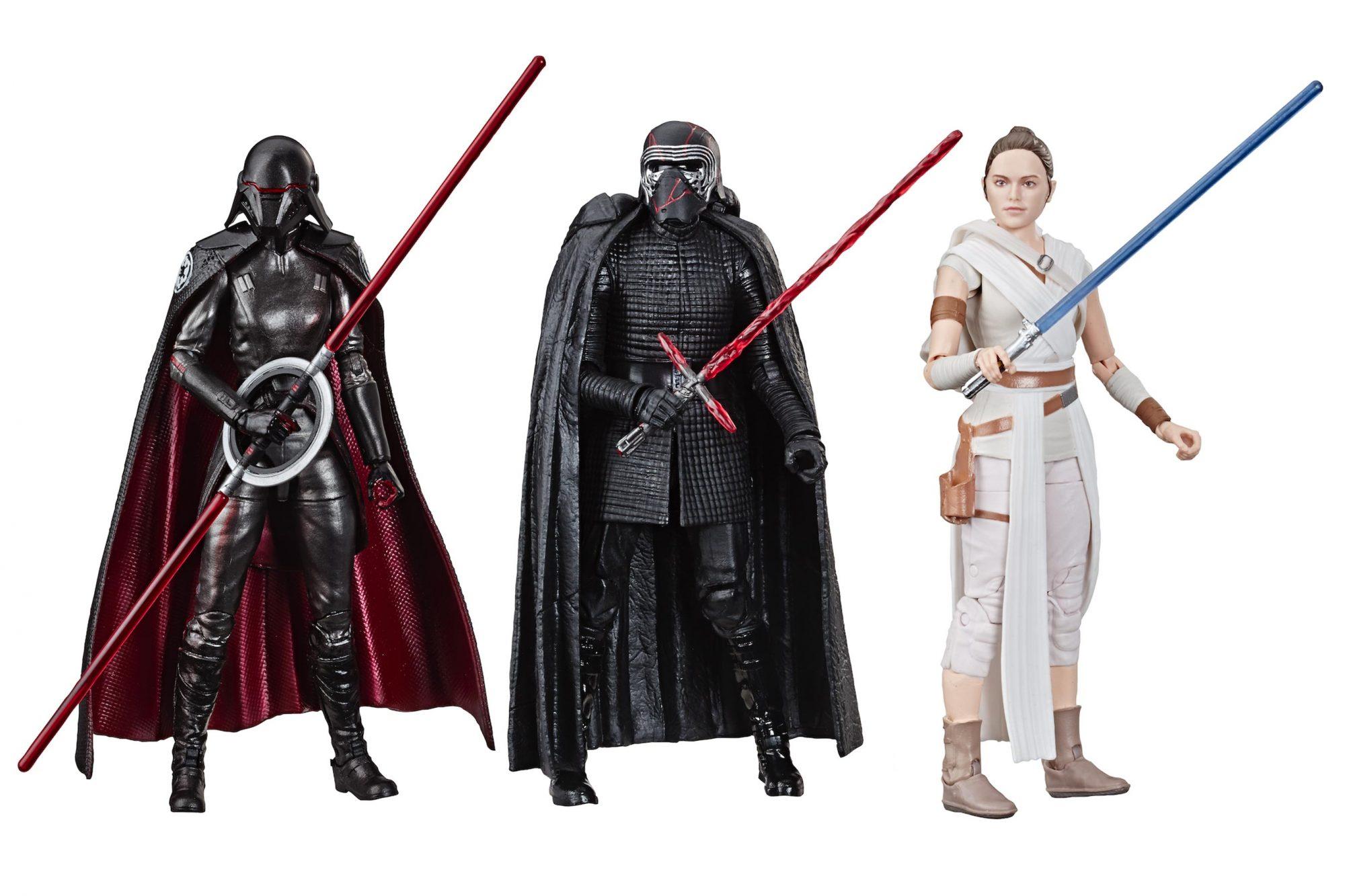 Star Wars The Rise Of Skywalker D23 Expo Footage Breakdown Ew Com