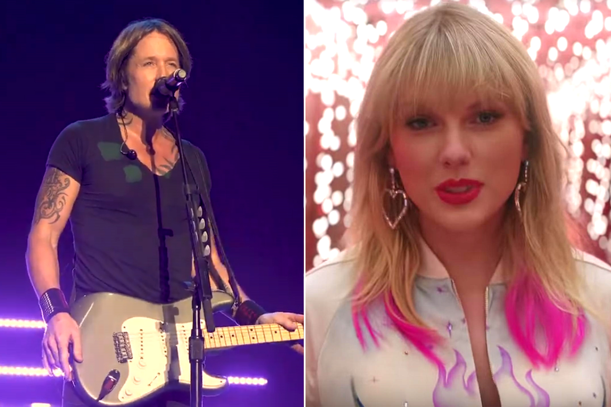 Keith Urban / Taylor Swift