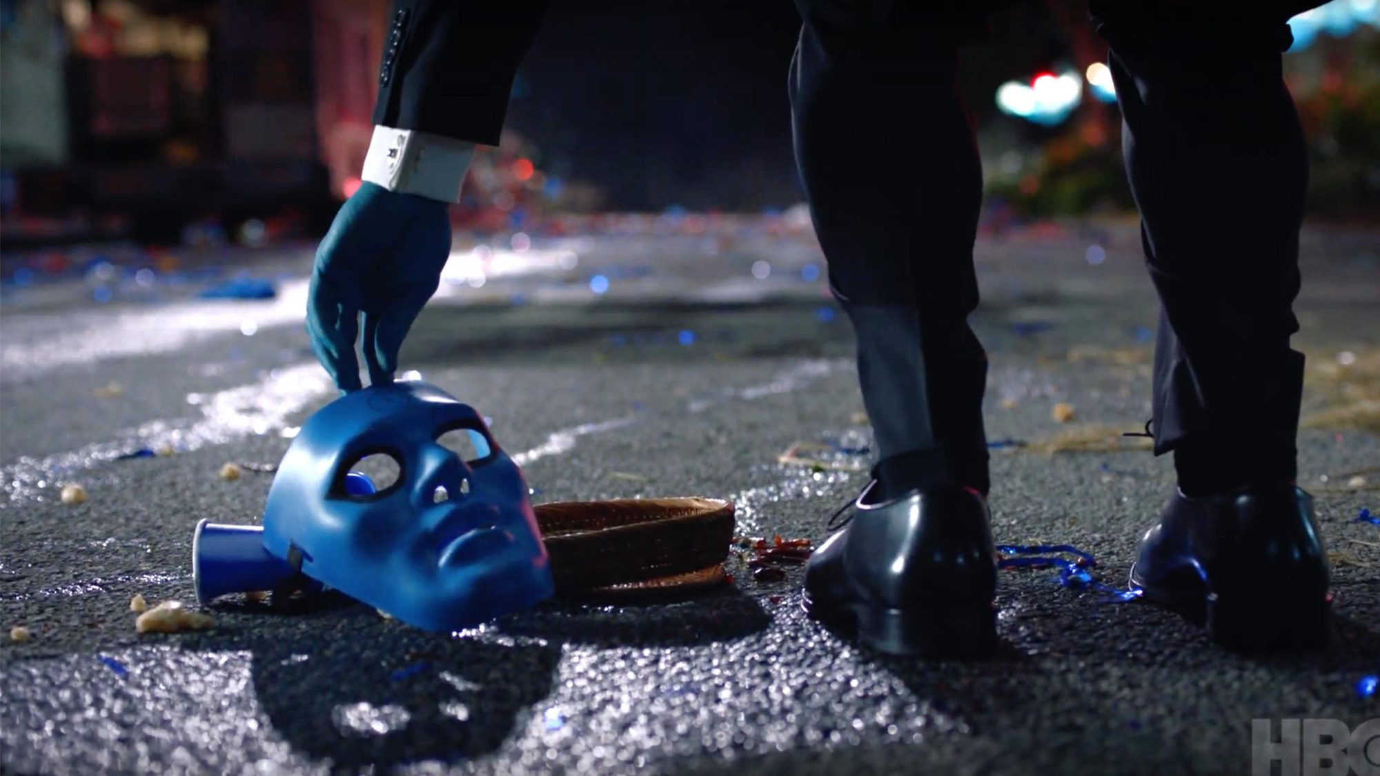 Watchmen | Official Comic-Con Trailer | HBO (screen grab) CR: HBO