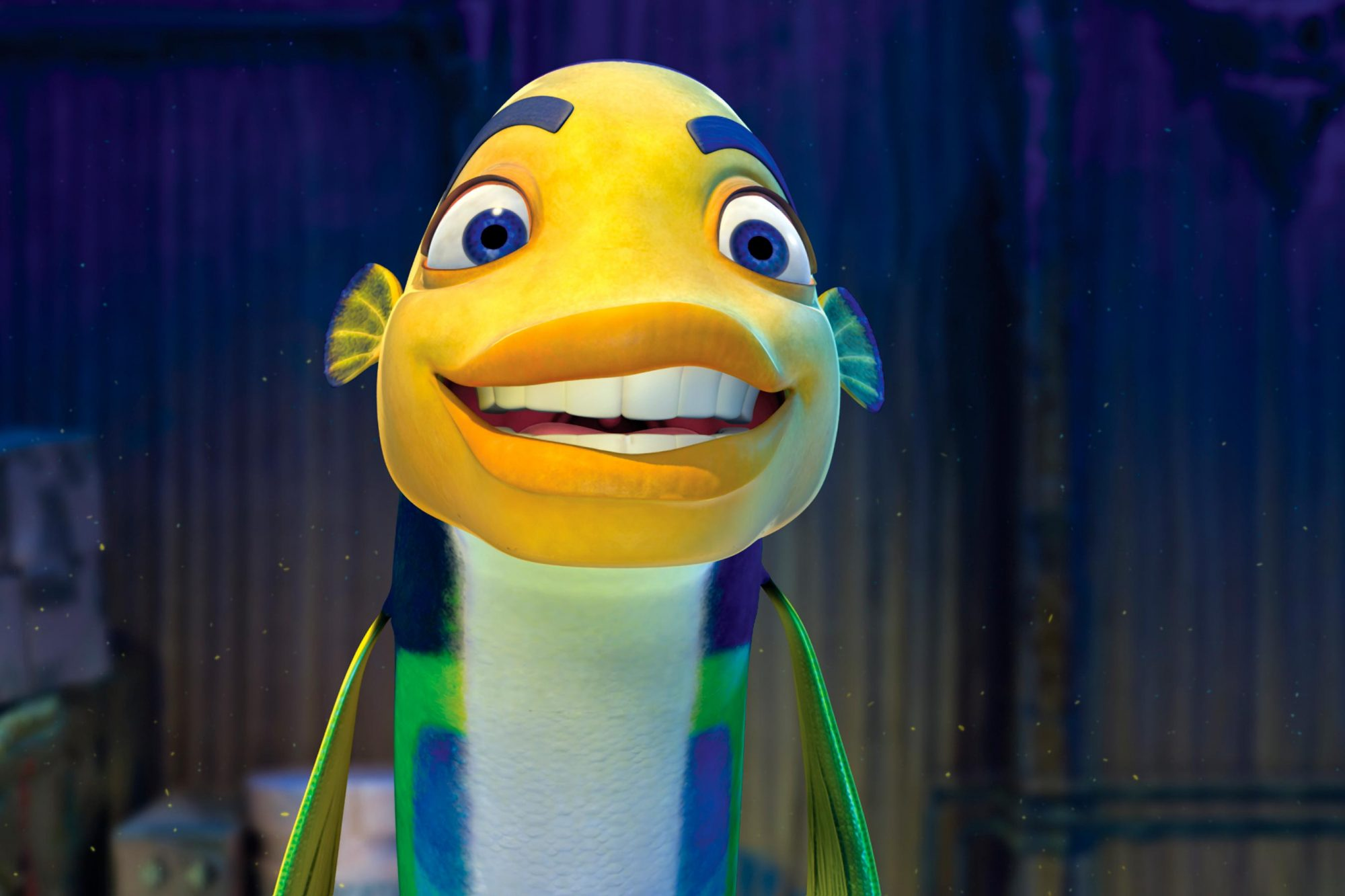 Shark Tale (2004)Will Smith