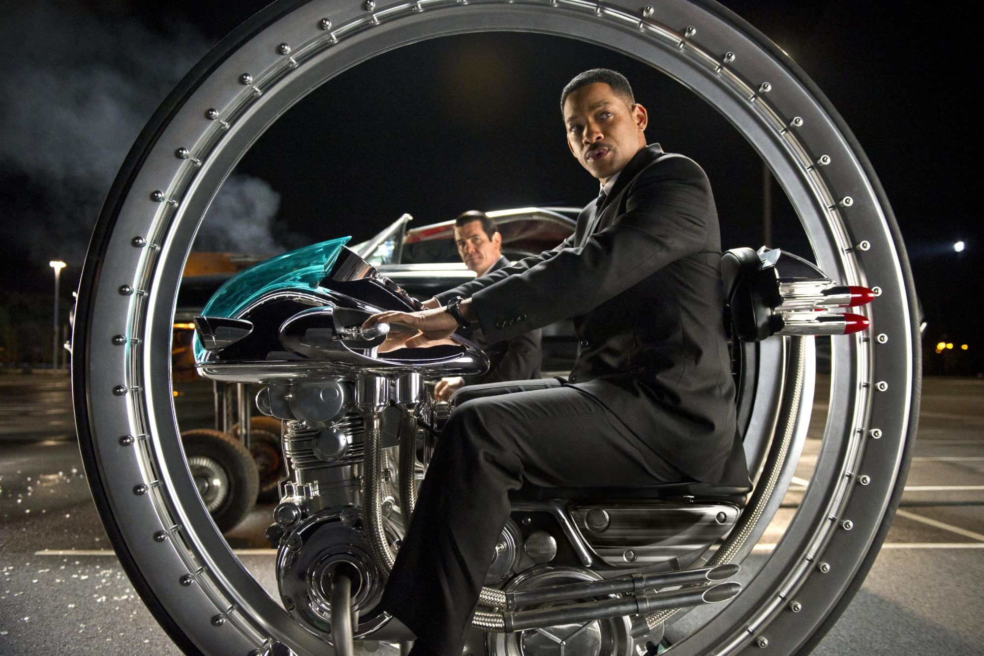 Men in Black 3 (2012)Josh Brolin (L) and Will Smith