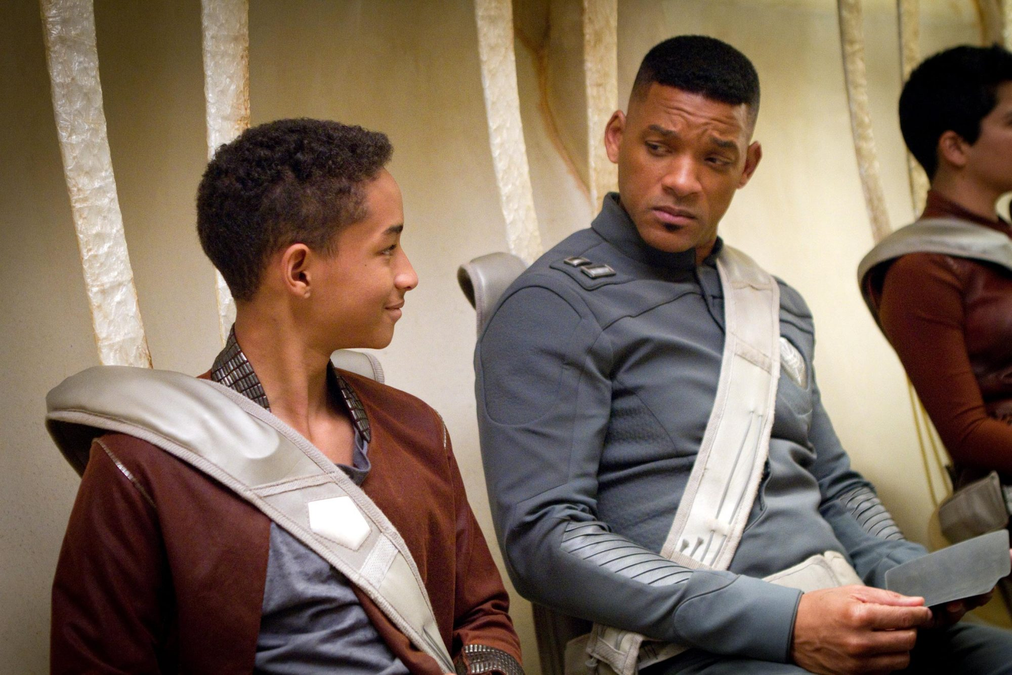 After Earth (2013)Jaden Smith, left, and WIll SmithFrank Masi/Columbia/Sony