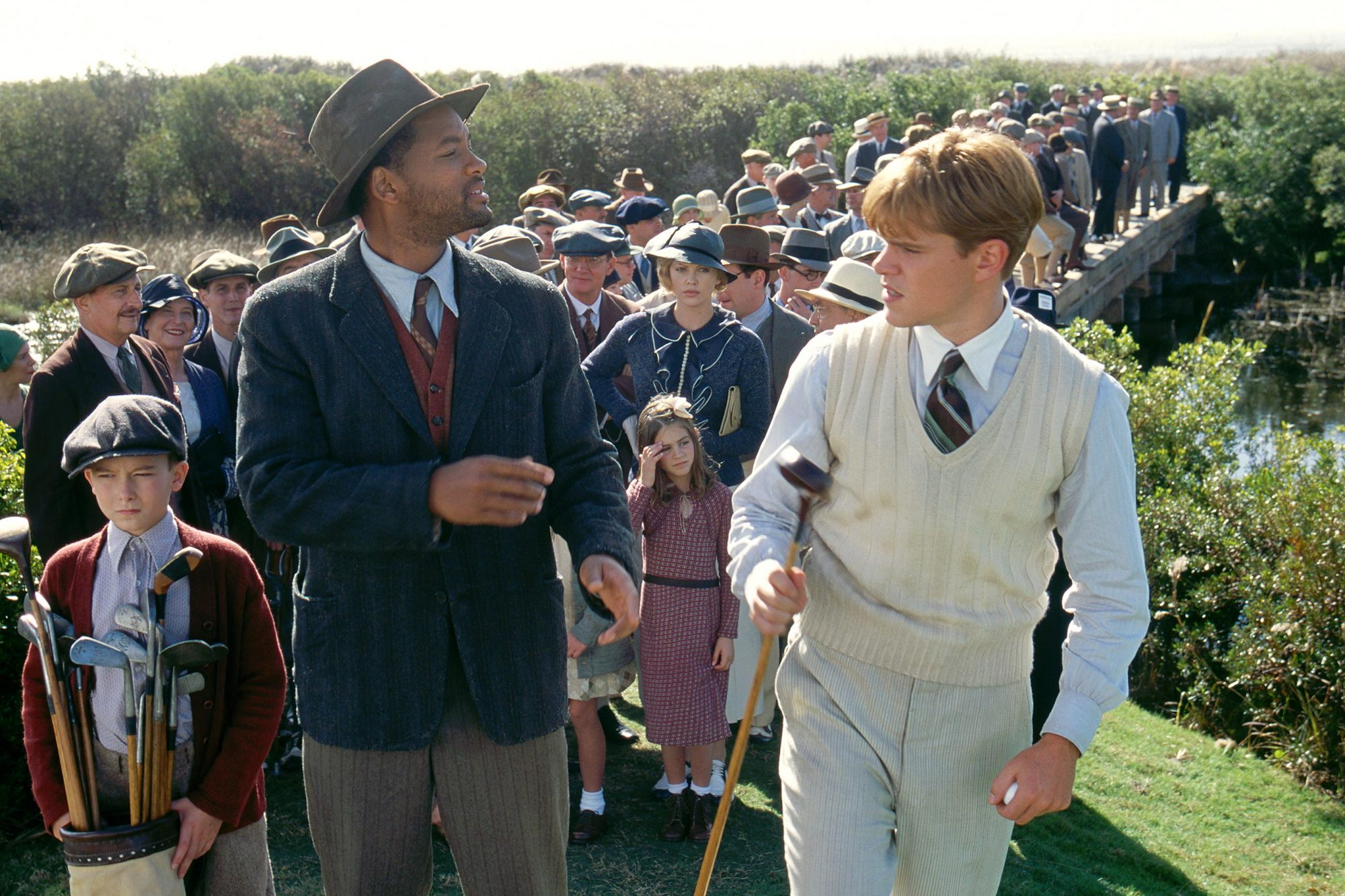 29. The Legend of Bagger Vance (2000)