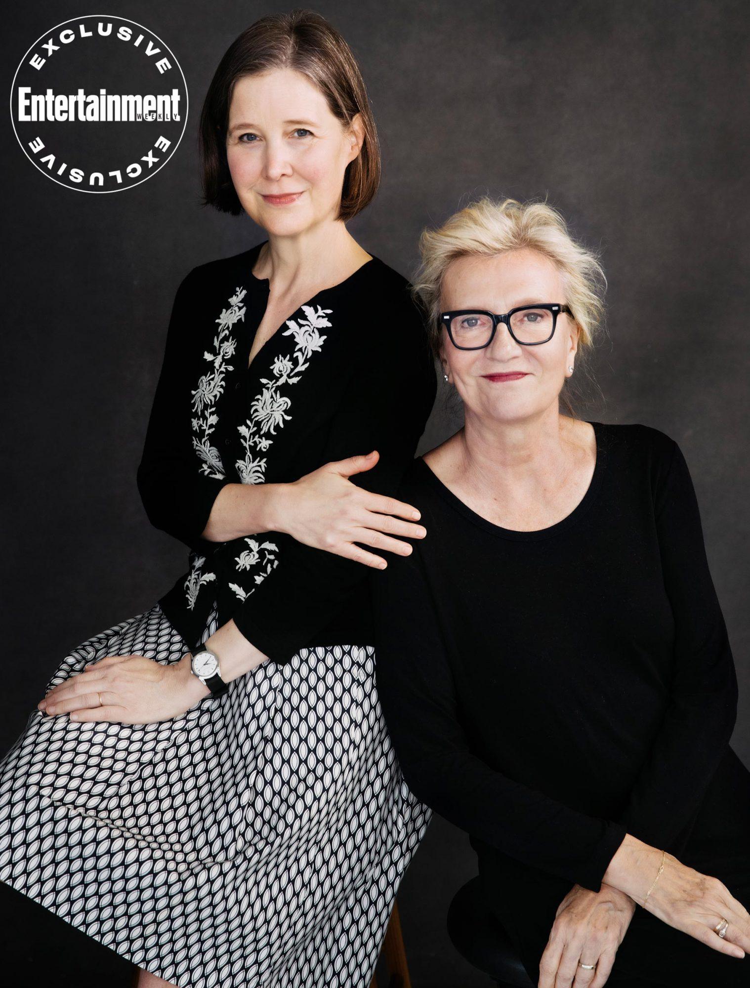 Ann Patchett and Elizabeth Strout