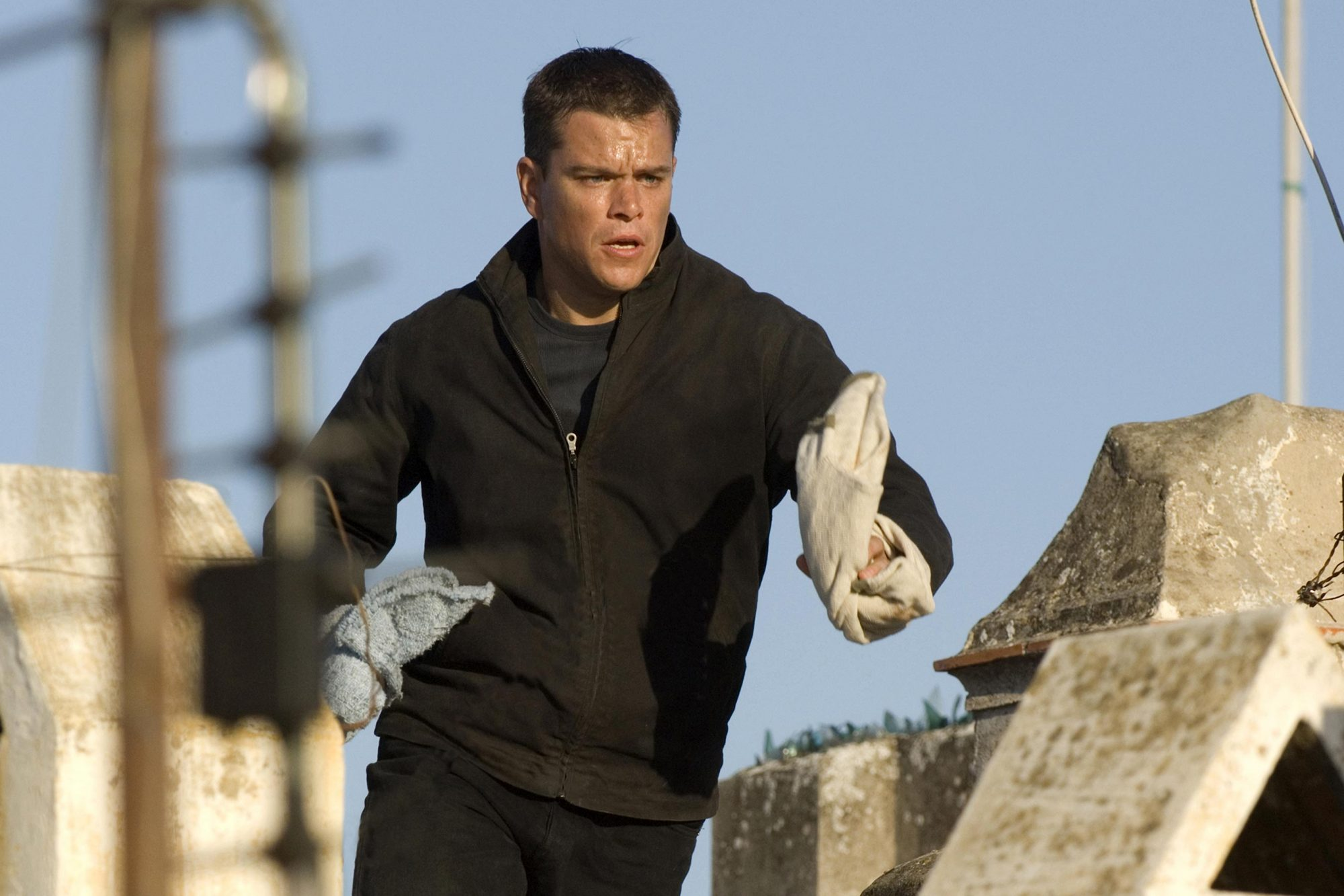 Bourne Ultimatum (2007)Matt Damon
