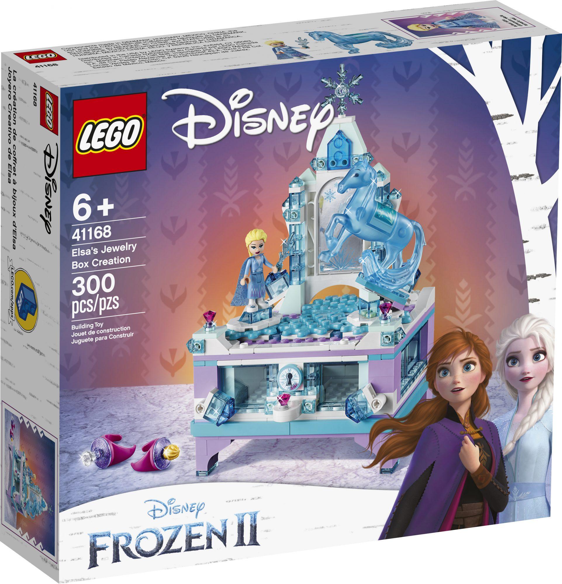 new Frozen toys
