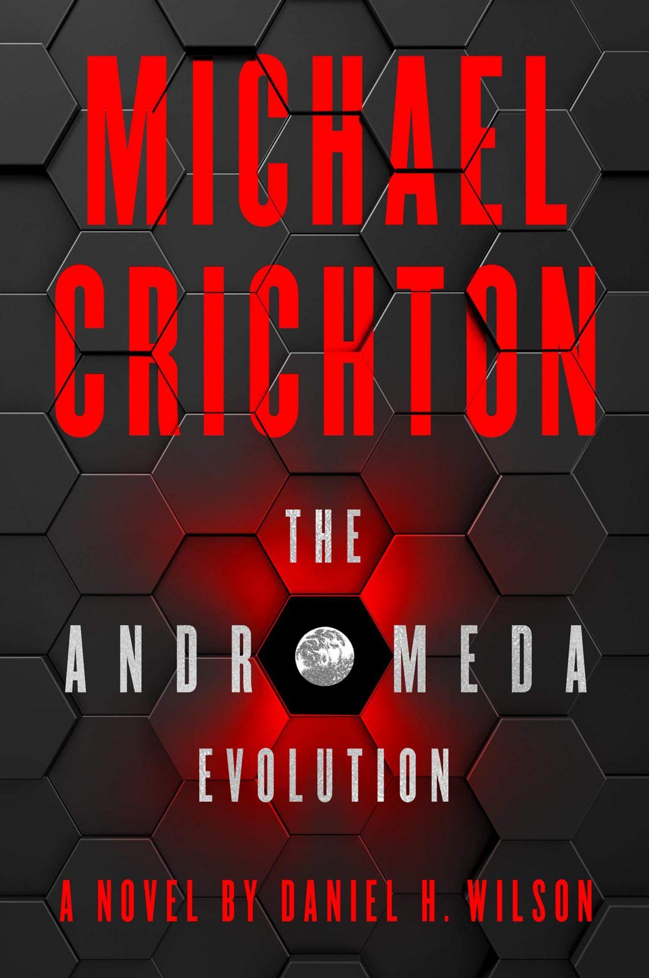 Daniel H. Wilson, The Andromeda EvolutionPublisher: HarperCollins