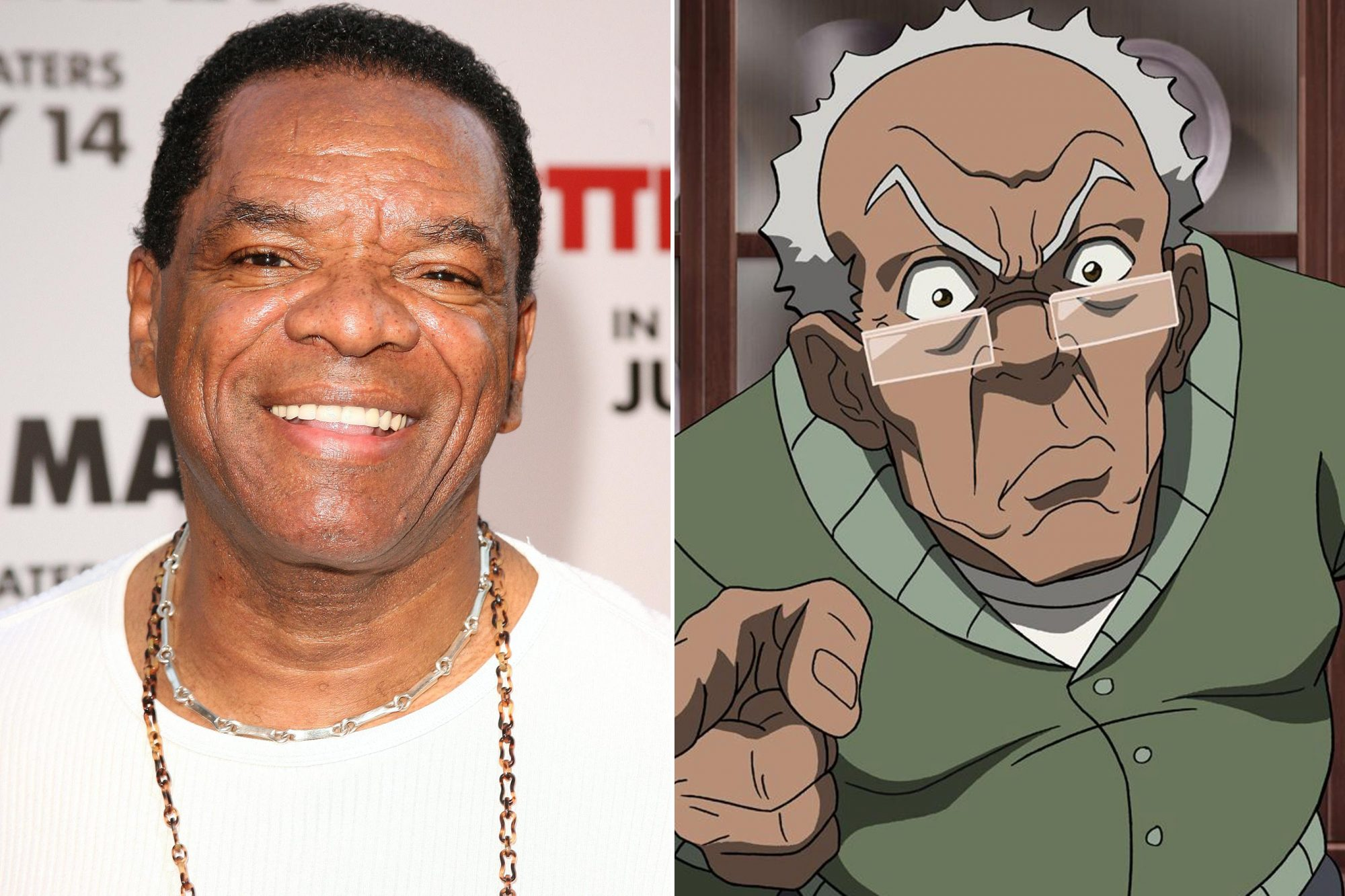 John Witherspoon; The Boondocks