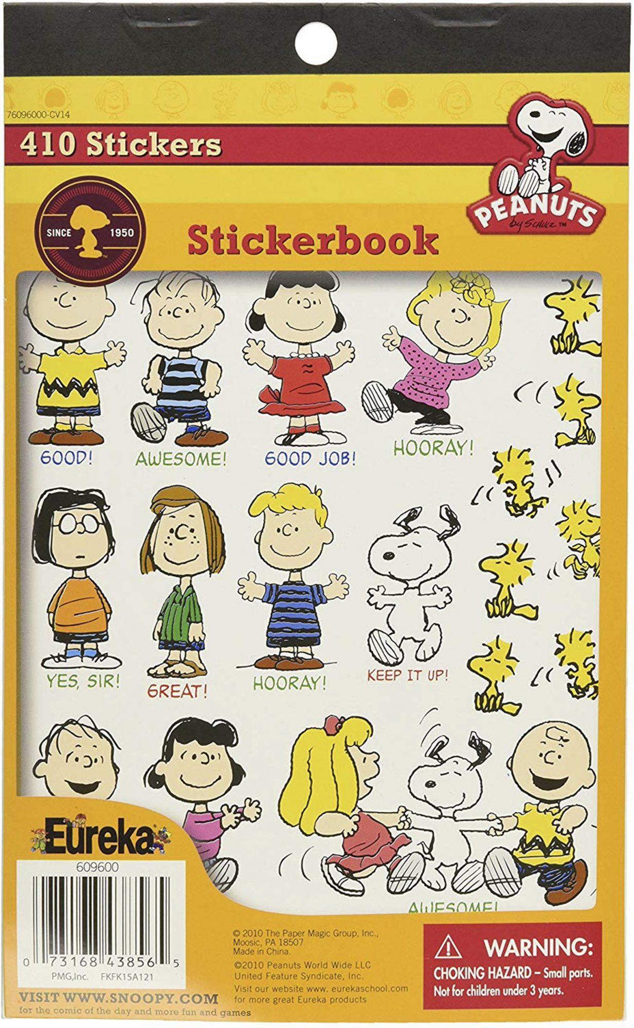 Charlie Brown merchandise