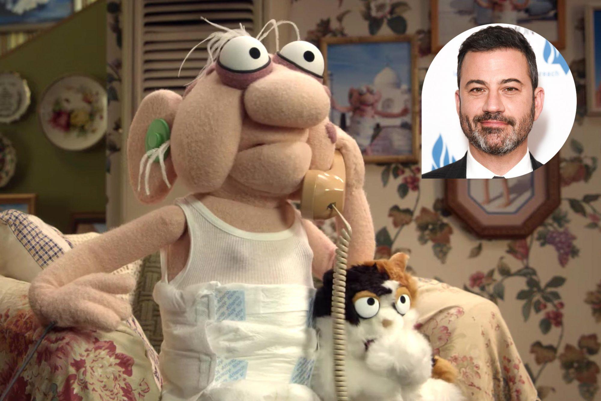 Crank Yankers / Jimmy Kimmel