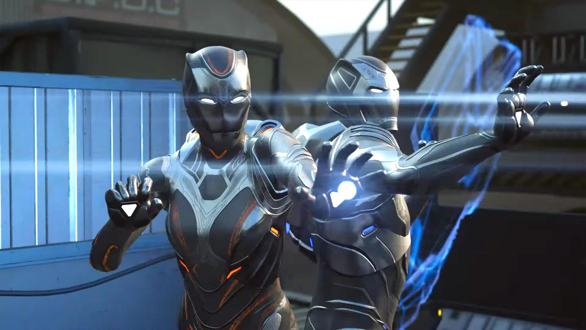 Marvel Studios' Avengers: Damage Control