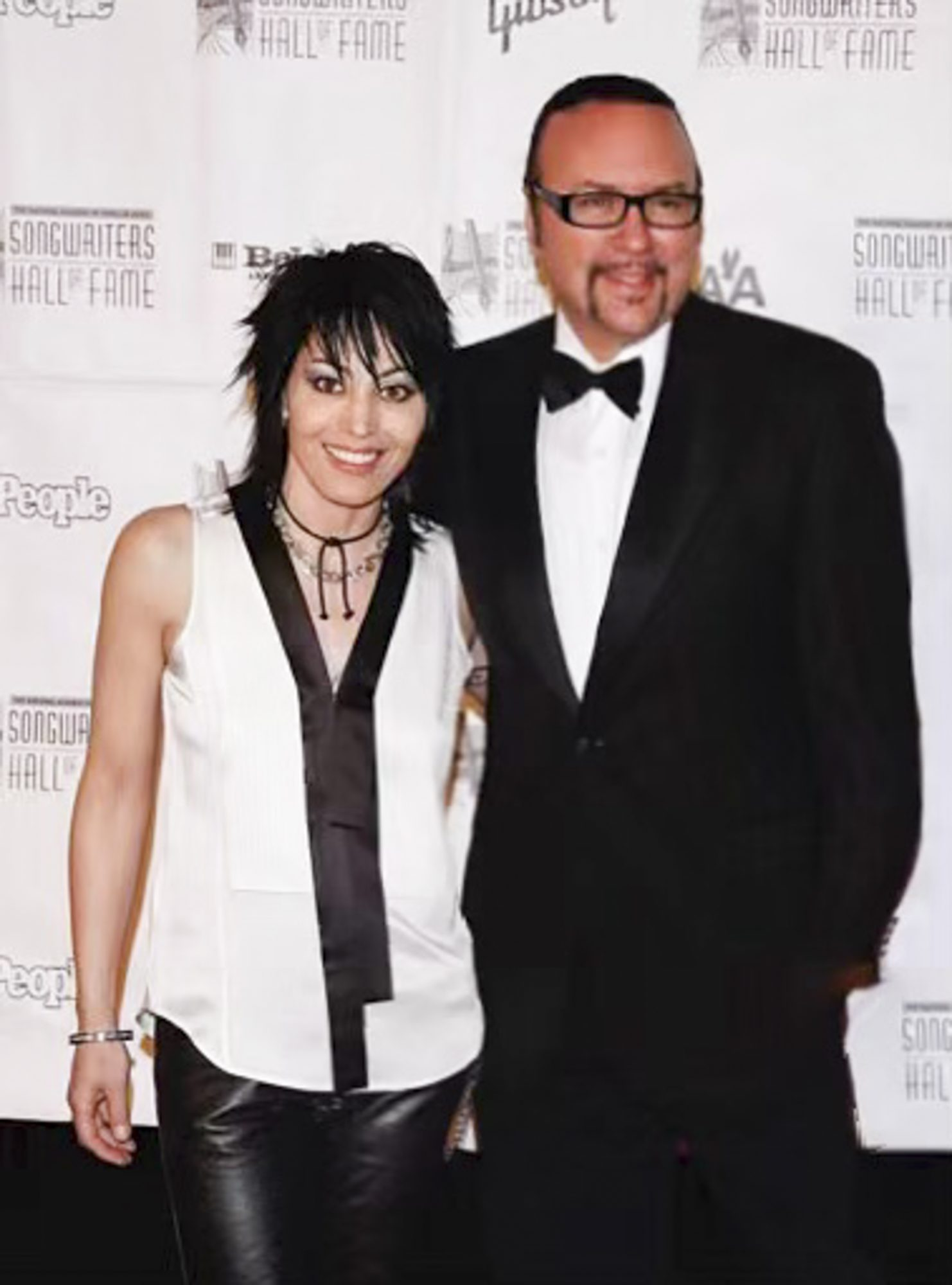 Desmond Child & Joan Jett_Photo by Larry Busacca_Getty Images