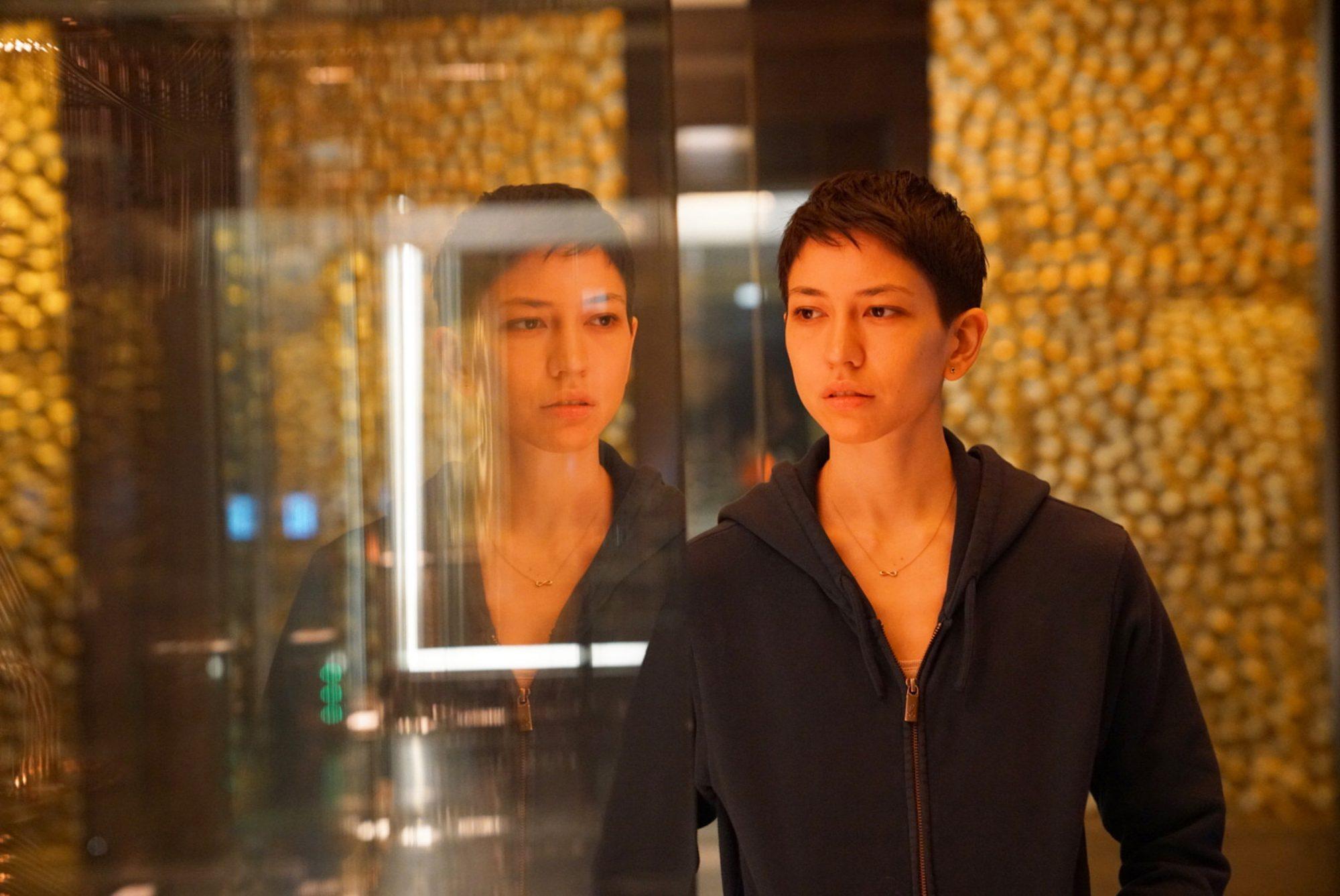 Sonoya Mizuno as Lily Chan in DEVS