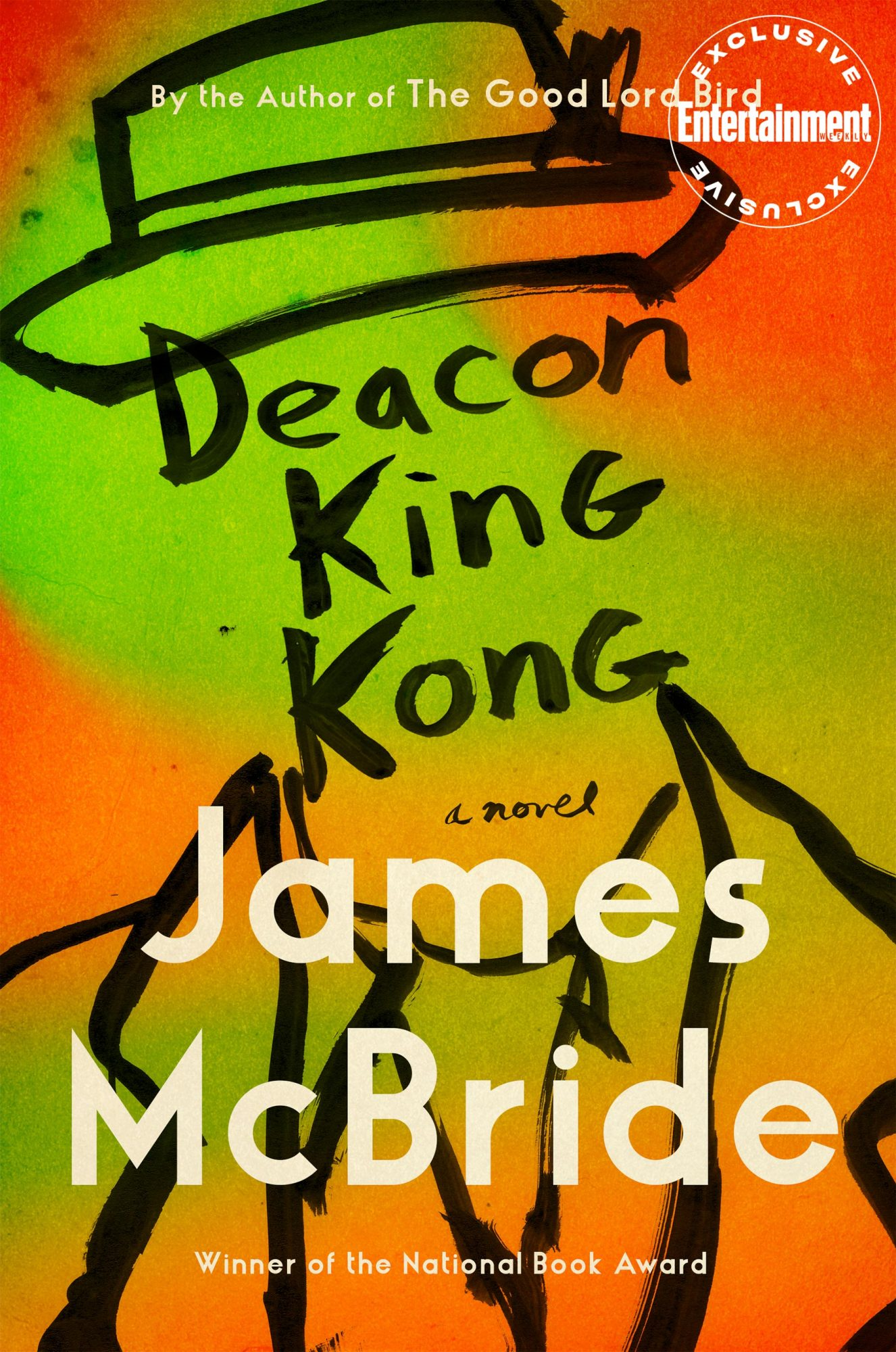 Deacon King Kong by James McBride CR: Penguin